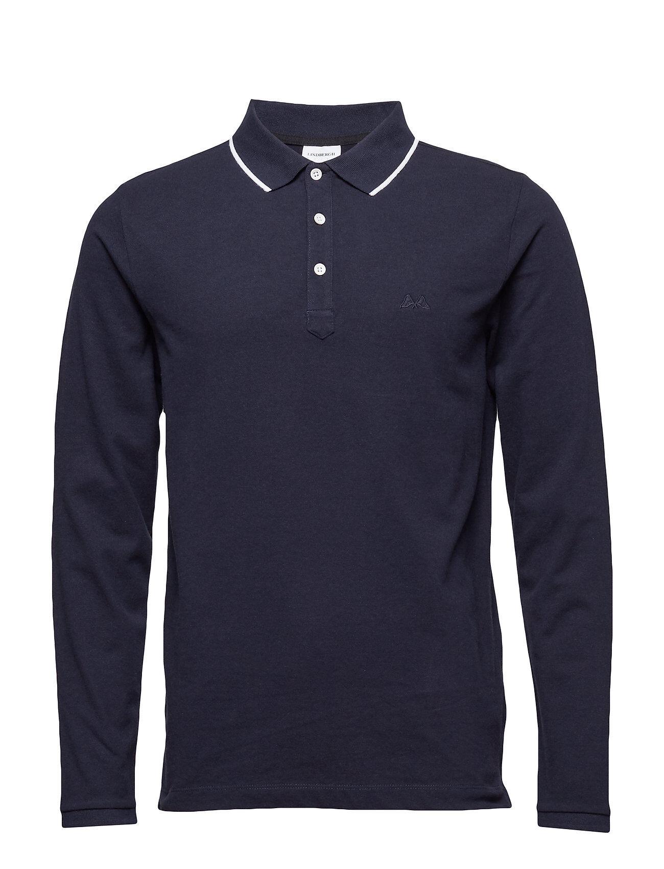 Lindbergh Polo Shirt L/S