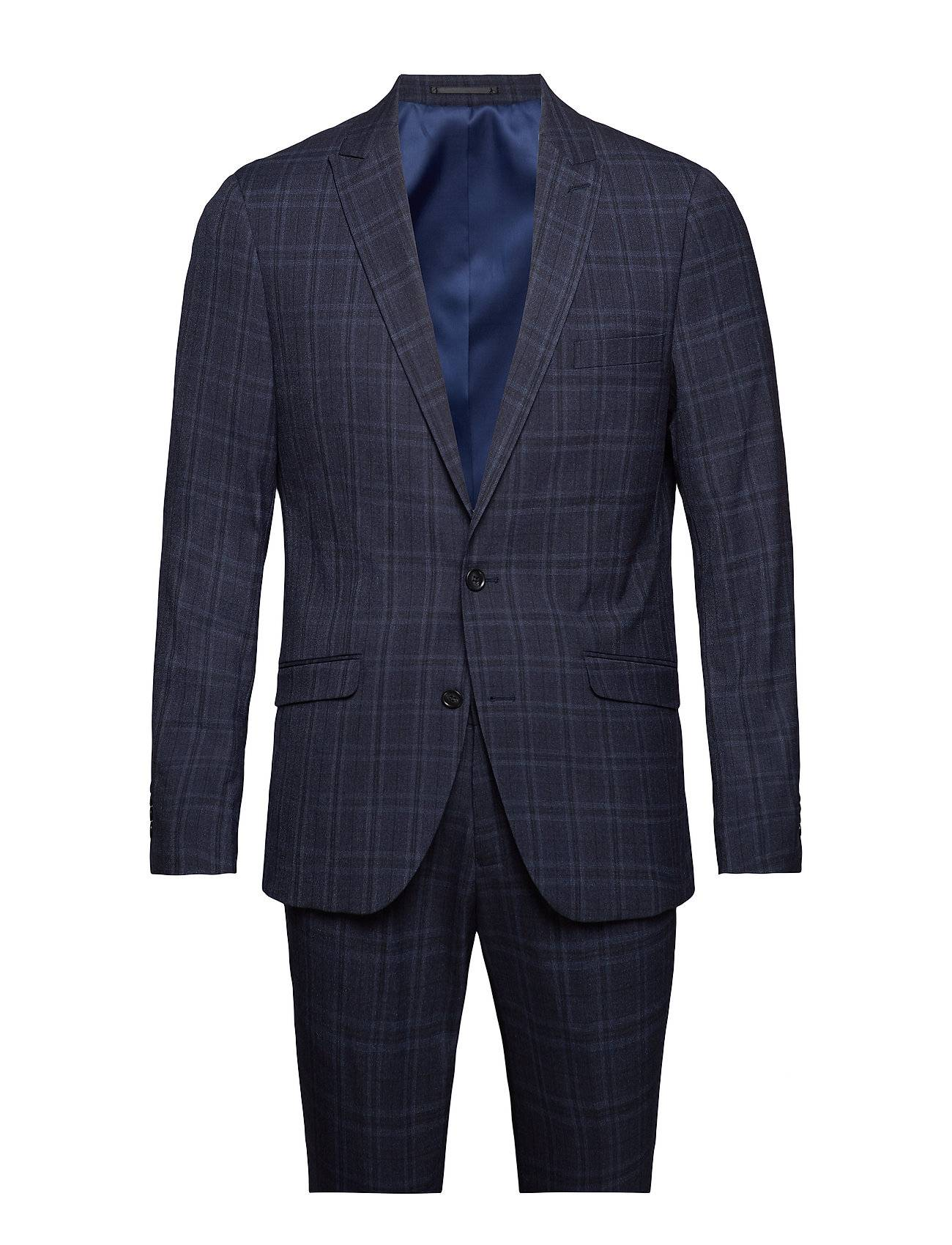 Lindbergh Checked Suit
