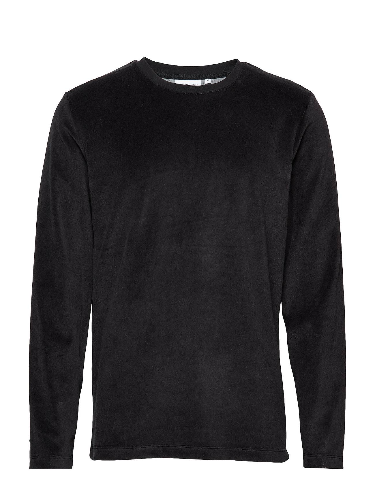 Lindbergh Velvet Sweatshirt