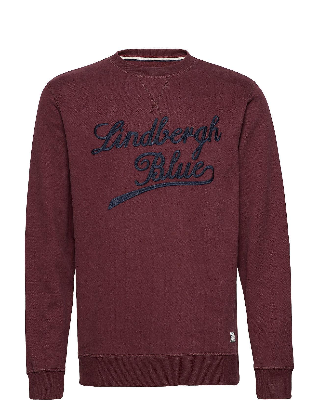 Lindbergh Applique Sweatshirt