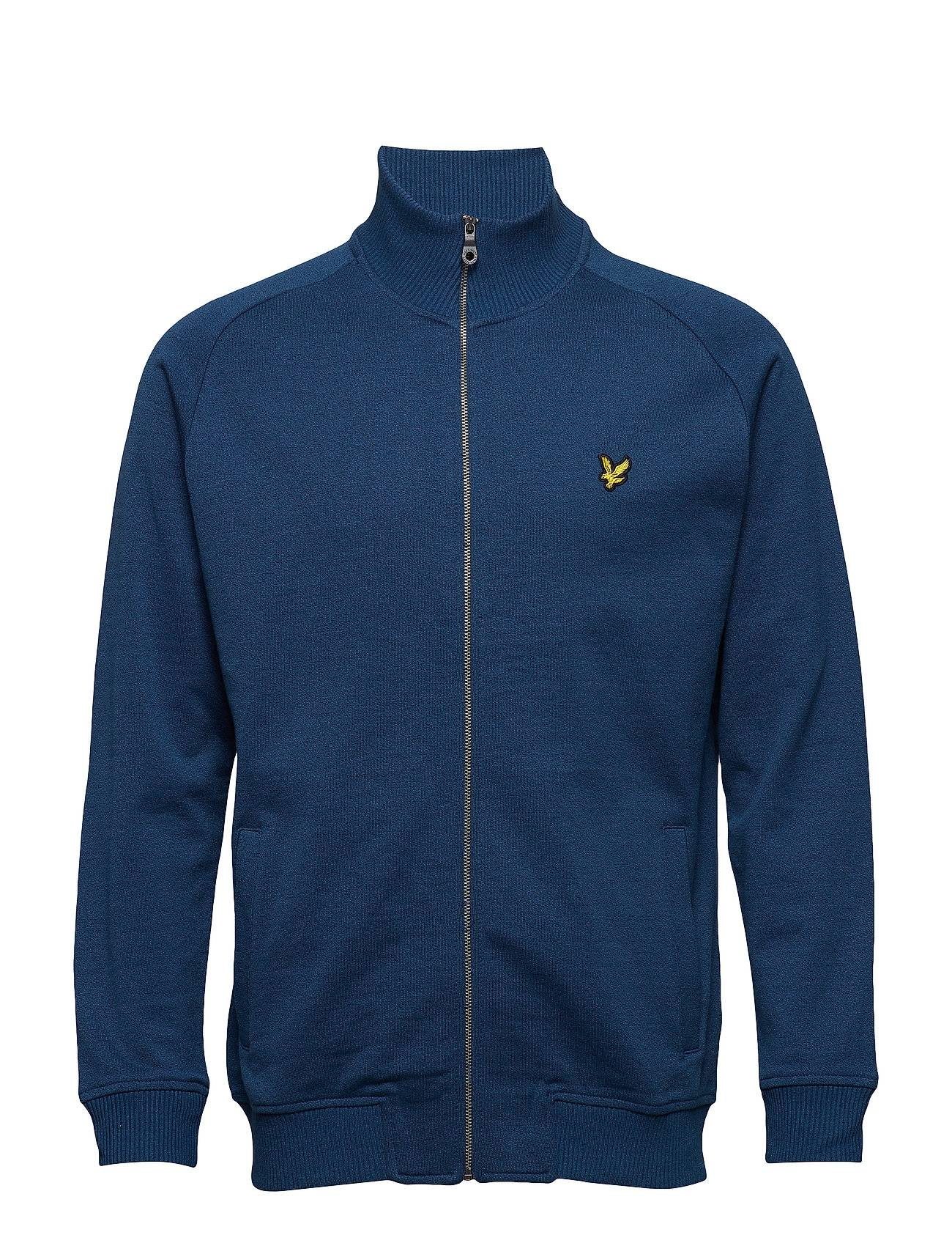 Scott Mouline Zip Through Sweatshirt