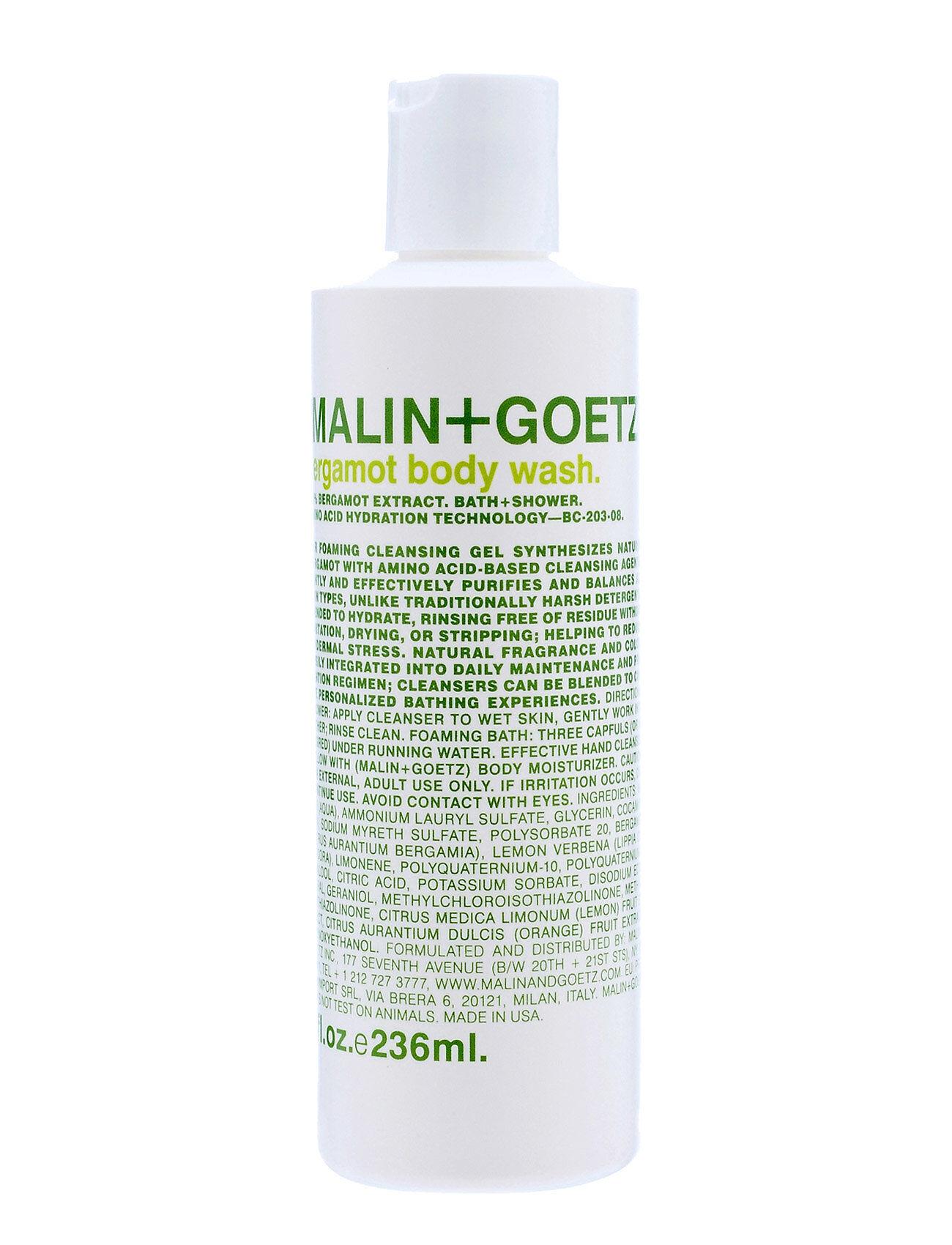 MALIN+GOETZ Bergamot Body Wash Suihkugeeli Nude MALIN+GOETZ