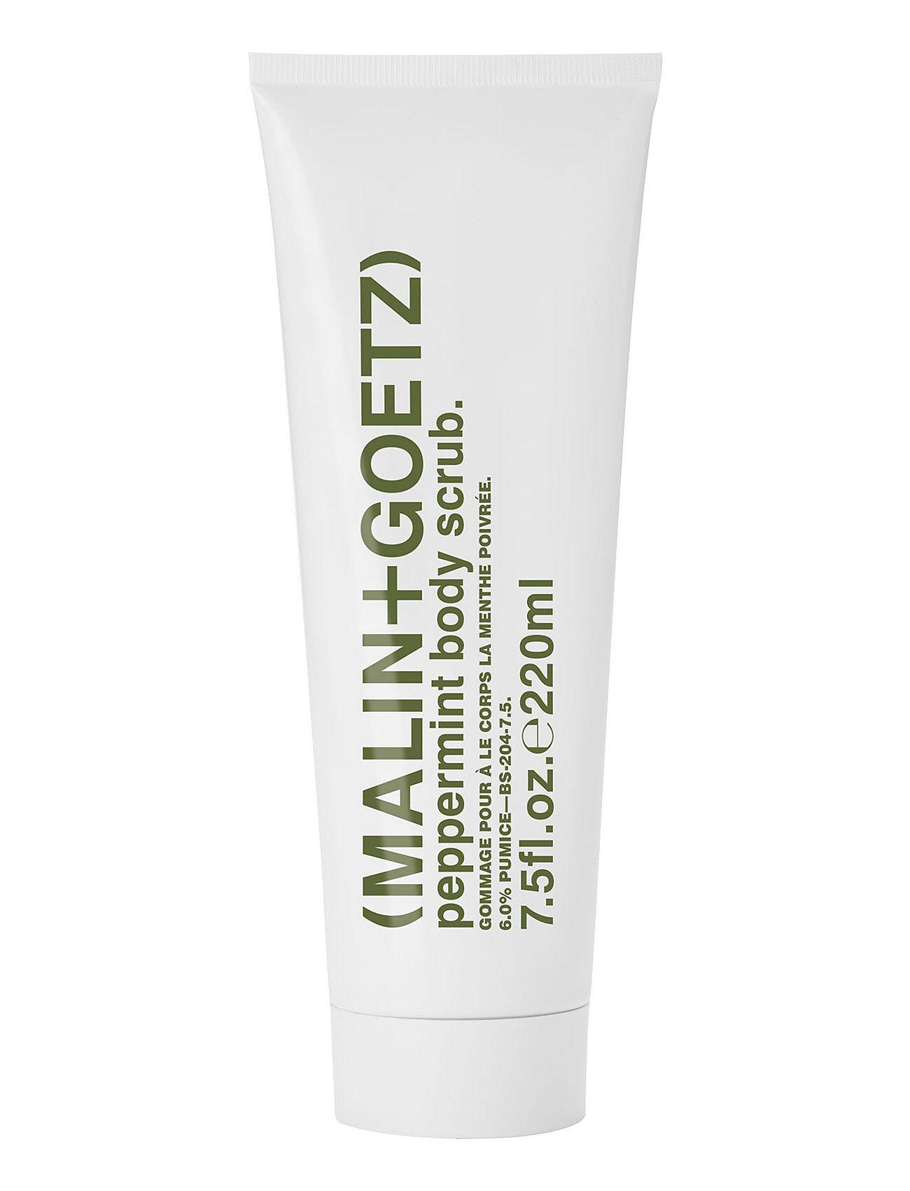 Malin+Goetz Peppermint Body Scrub