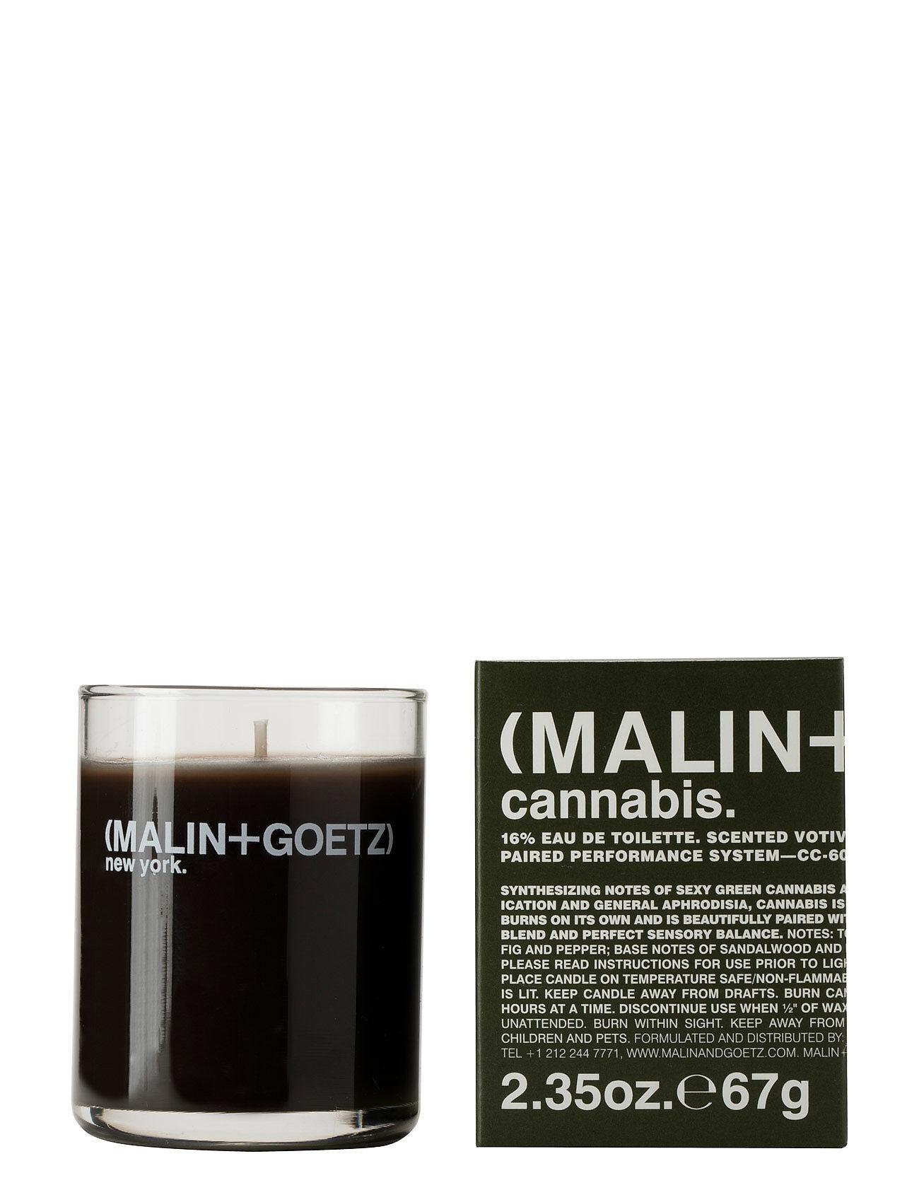 Malin+Goetz Cannabis Votive Candle