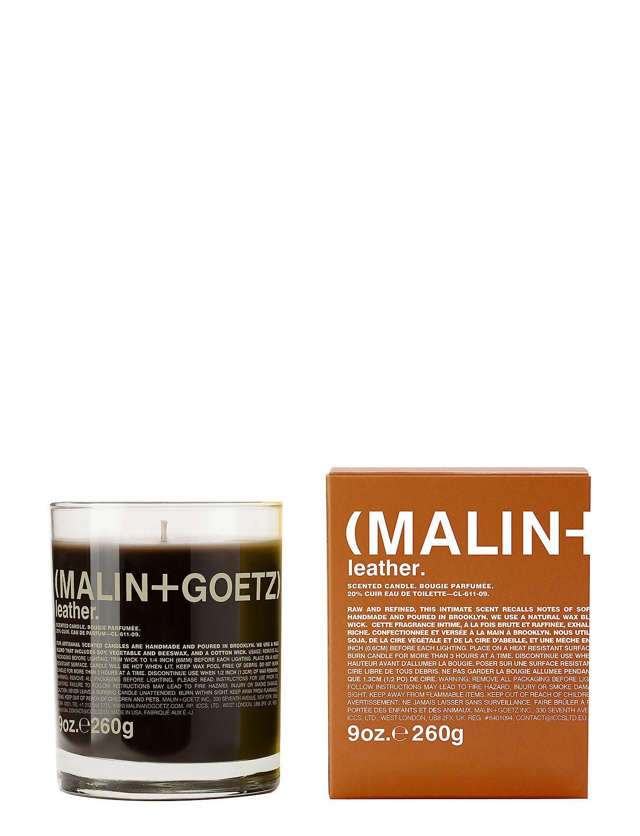 MALIN+GOETZ Leather Candle Hajuvesi Parfyymi Nude MALIN+GOETZ