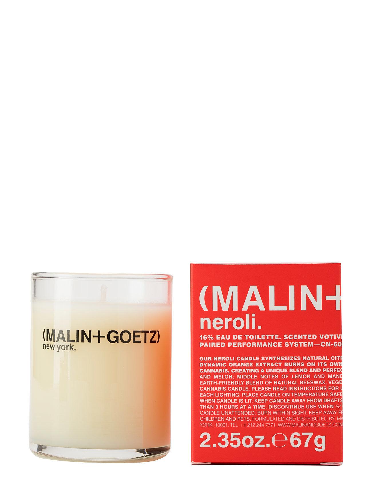 MALIN+GOETZ Neroli Votive Candle Hajuvesi Parfyymi Nude MALIN+GOETZ