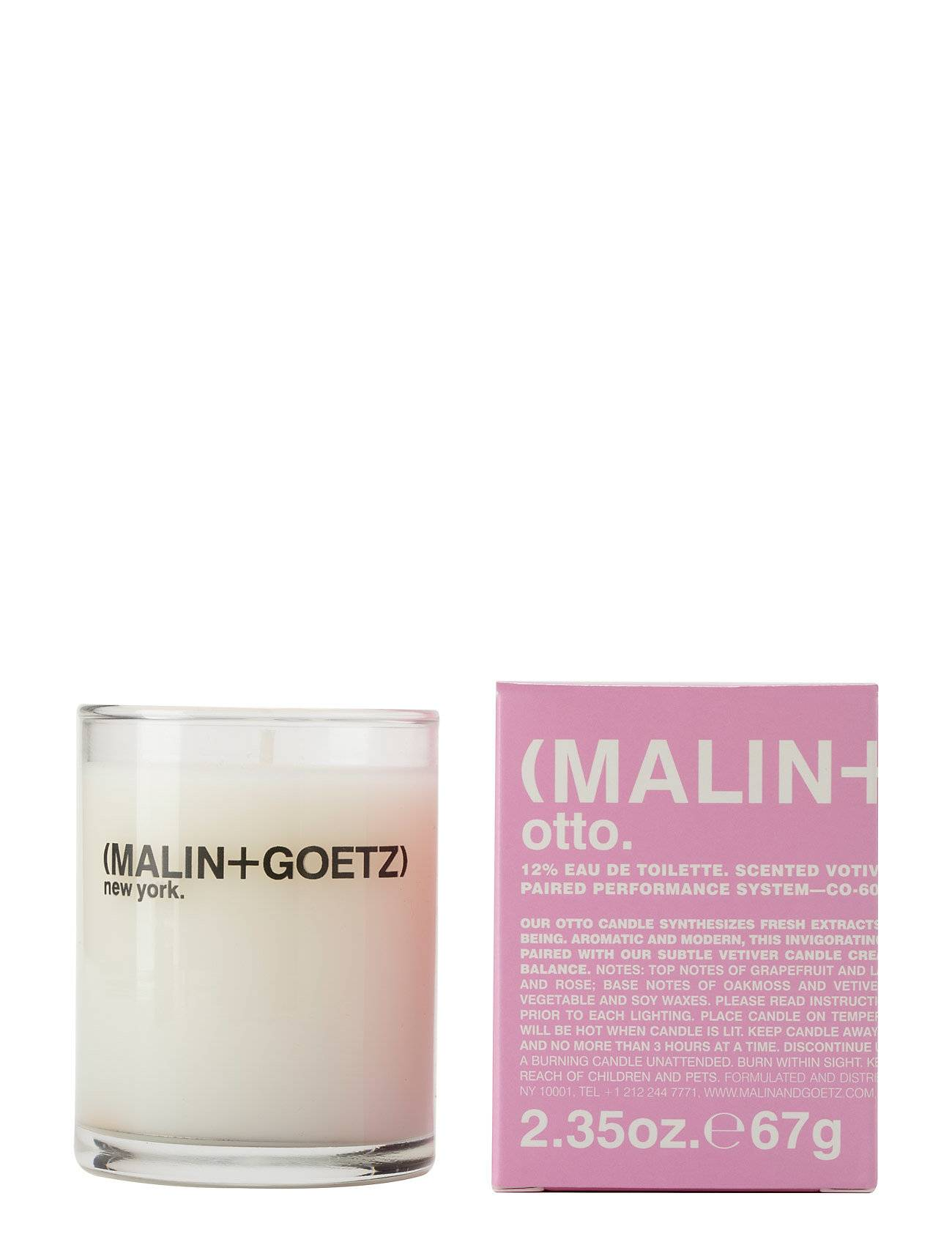 MALIN+GOETZ Otto Votive Candle Hajuvesi Parfyymi Nude MALIN+GOETZ