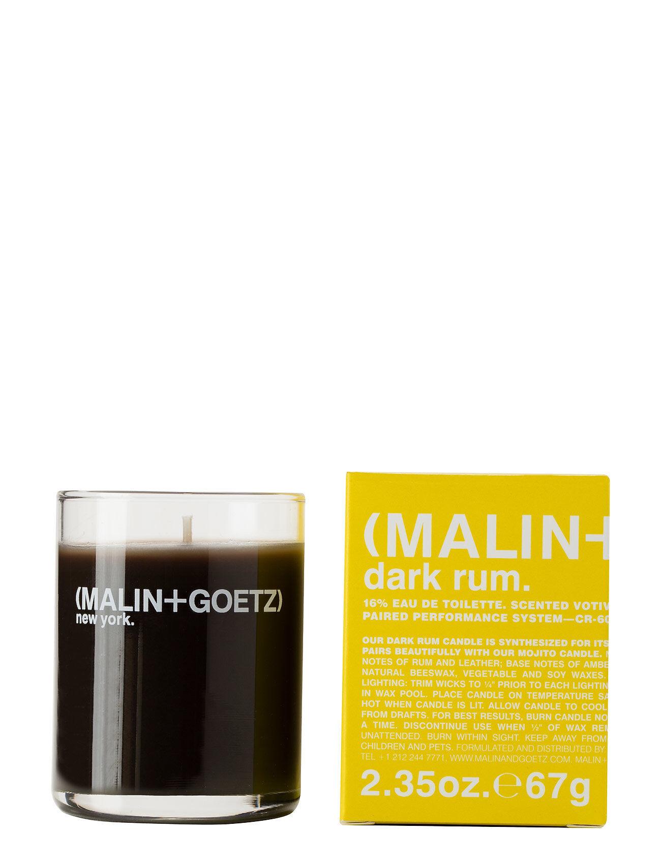 MALIN+GOETZ Dark Rum Votive Candle Hajuvesi Parfyymi Nude MALIN+GOETZ