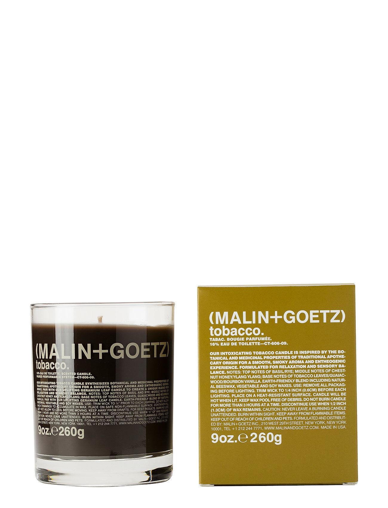 MALIN+GOETZ Tobacco Candle Hajuvesi Parfyymi Nude MALIN+GOETZ