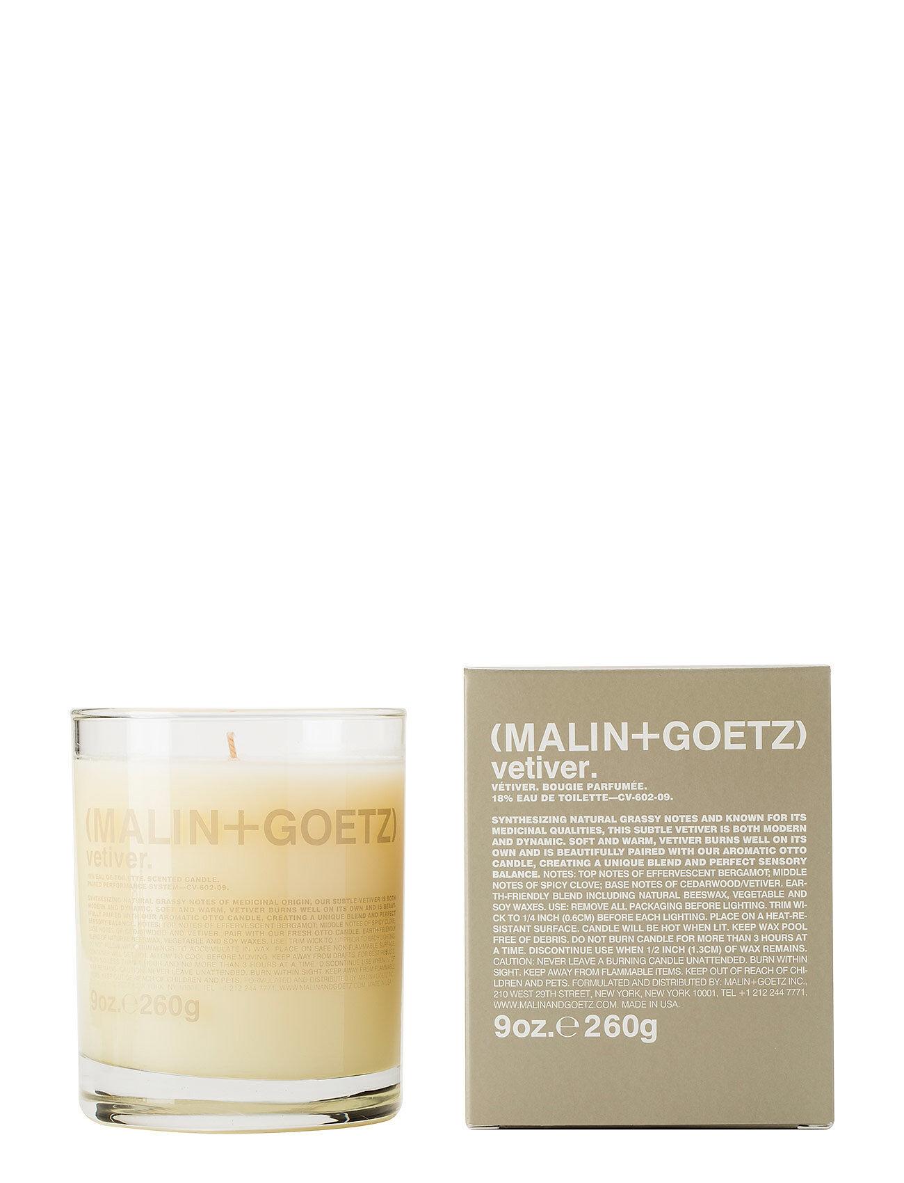 Malin+Goetz Vetiver Candle