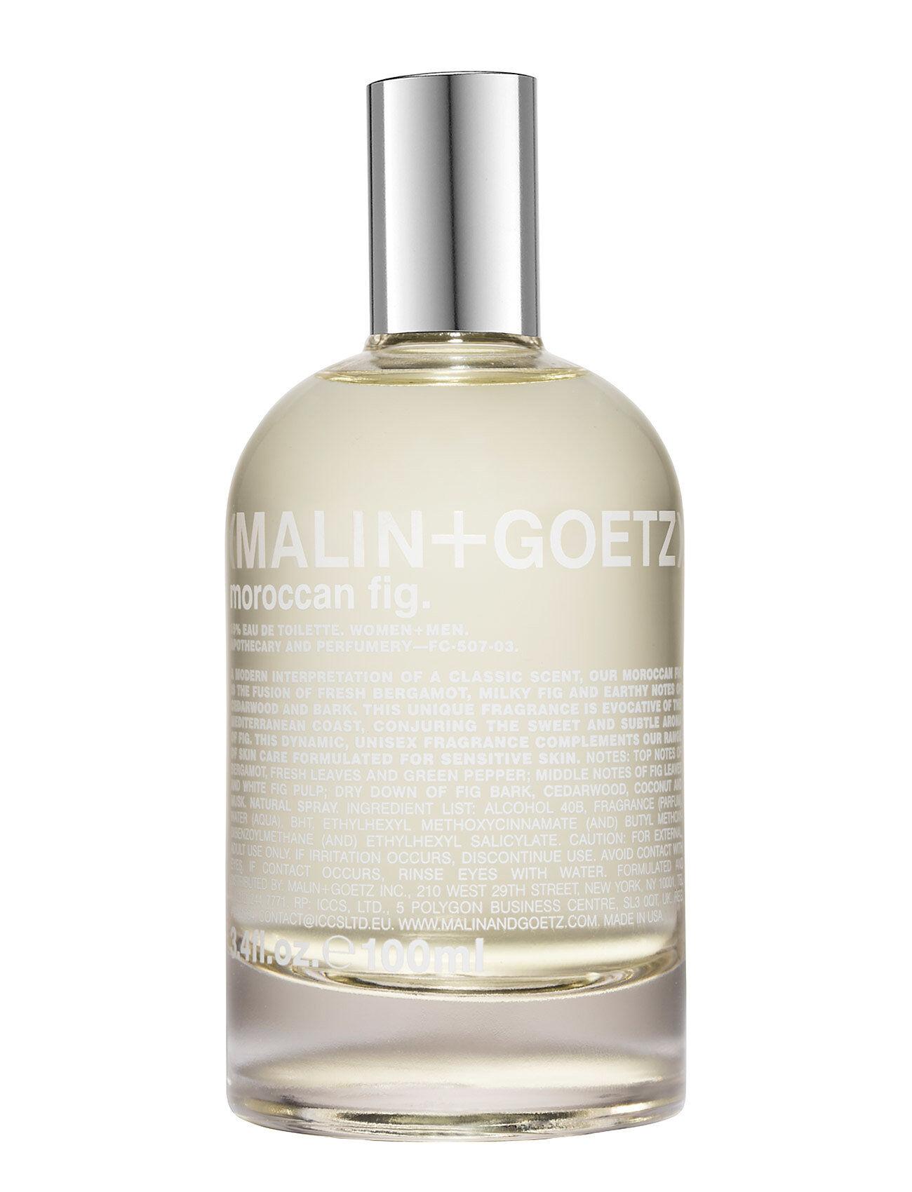 MALIN+GOETZ Moroccan Fig Eau De Toilette Hajuvesi Eau De Parfum Nude MALIN+GOETZ