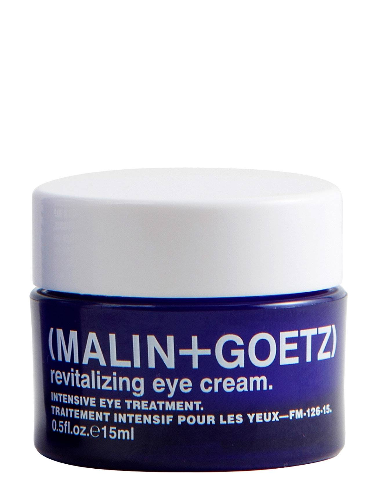 MALIN+GOETZ Revitalizing Eye Cream Silmänympärysvoide Ihonhoito Nude MALIN+GOETZ
