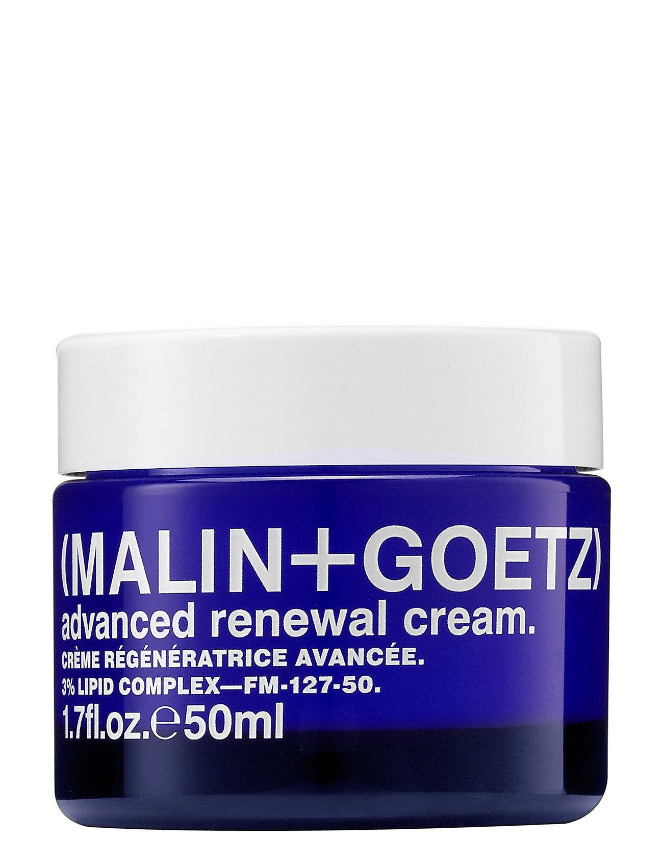 MALIN+GOETZ Advanced Renewal Cream Kosteusvoide Kasvovoide Ihonhoito Nude MALIN+GOETZ