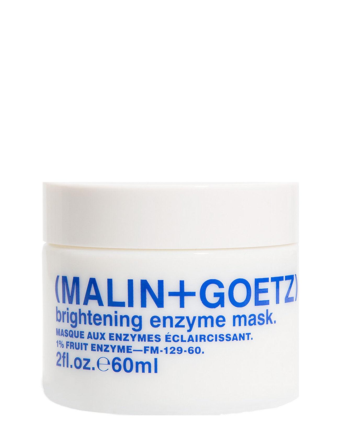 MALIN+GOETZ Brightning Enzyme Mask Kasvojen Ihonhoito Nude MALIN+GOETZ