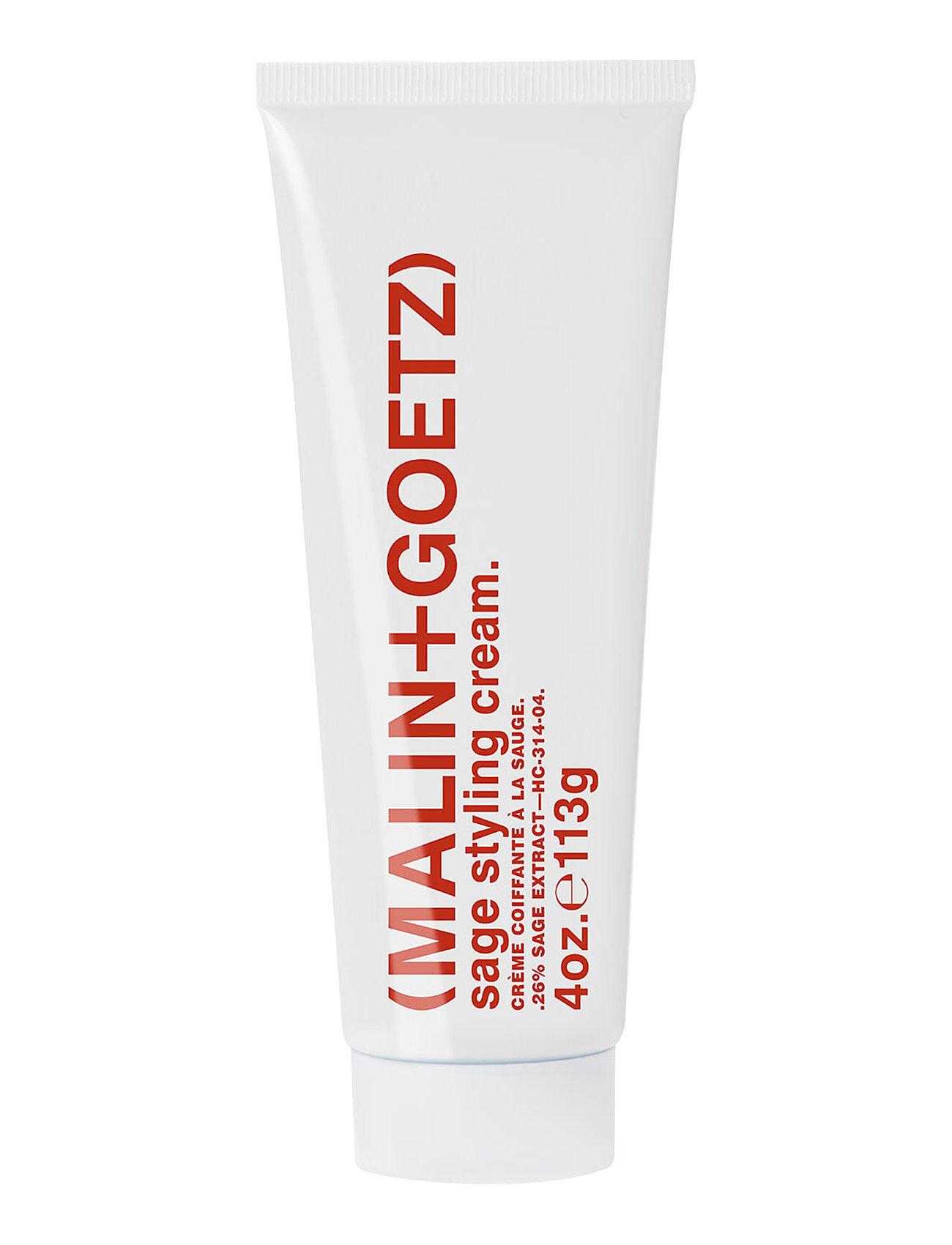 MALIN+GOETZ Sage Styling Cream Hiusvoide Hiusten Muotoilu Nude MALIN+GOETZ