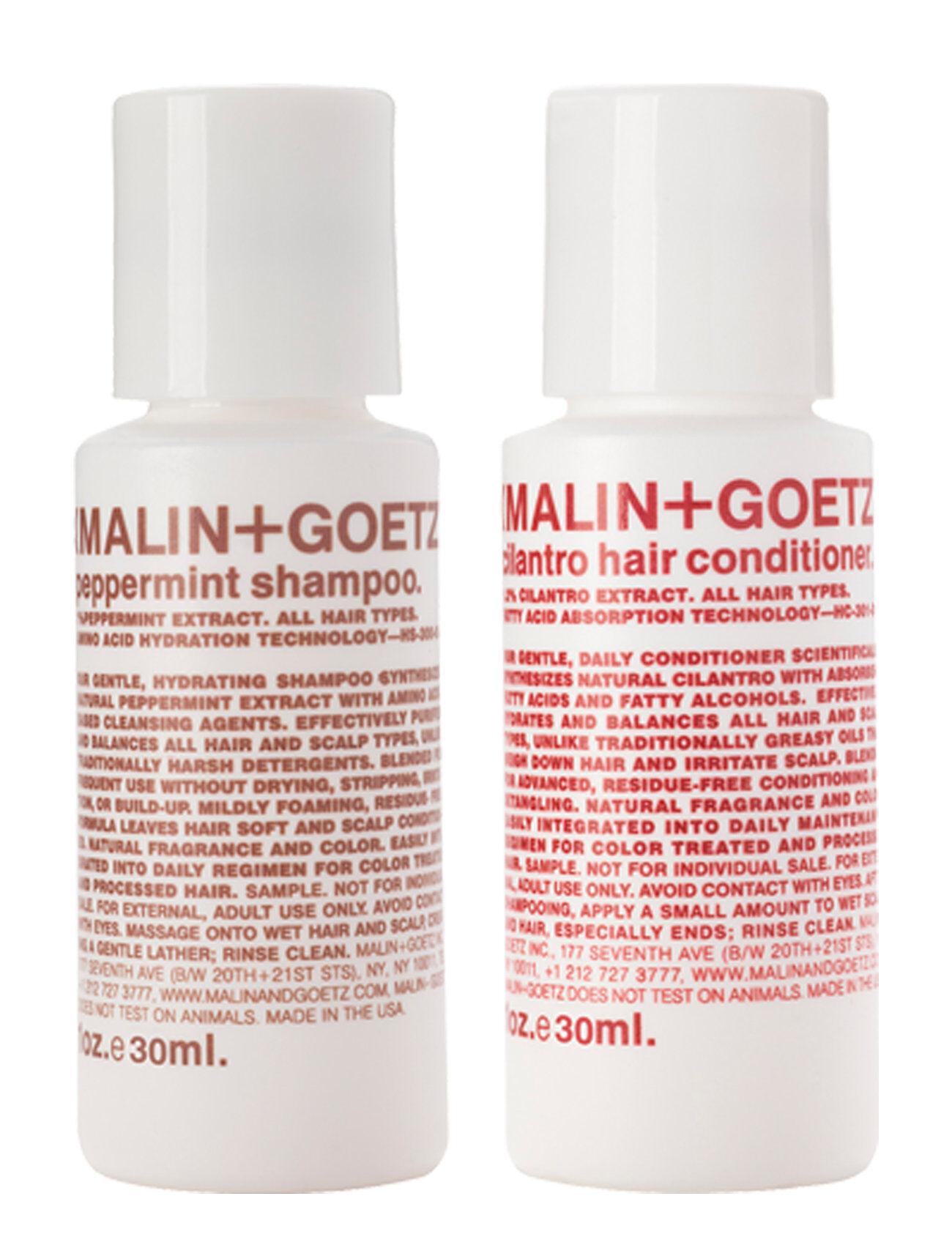 MALIN+GOETZ Hair Essentials Duo Lahjapakkaus Nude MALIN+GOETZ
