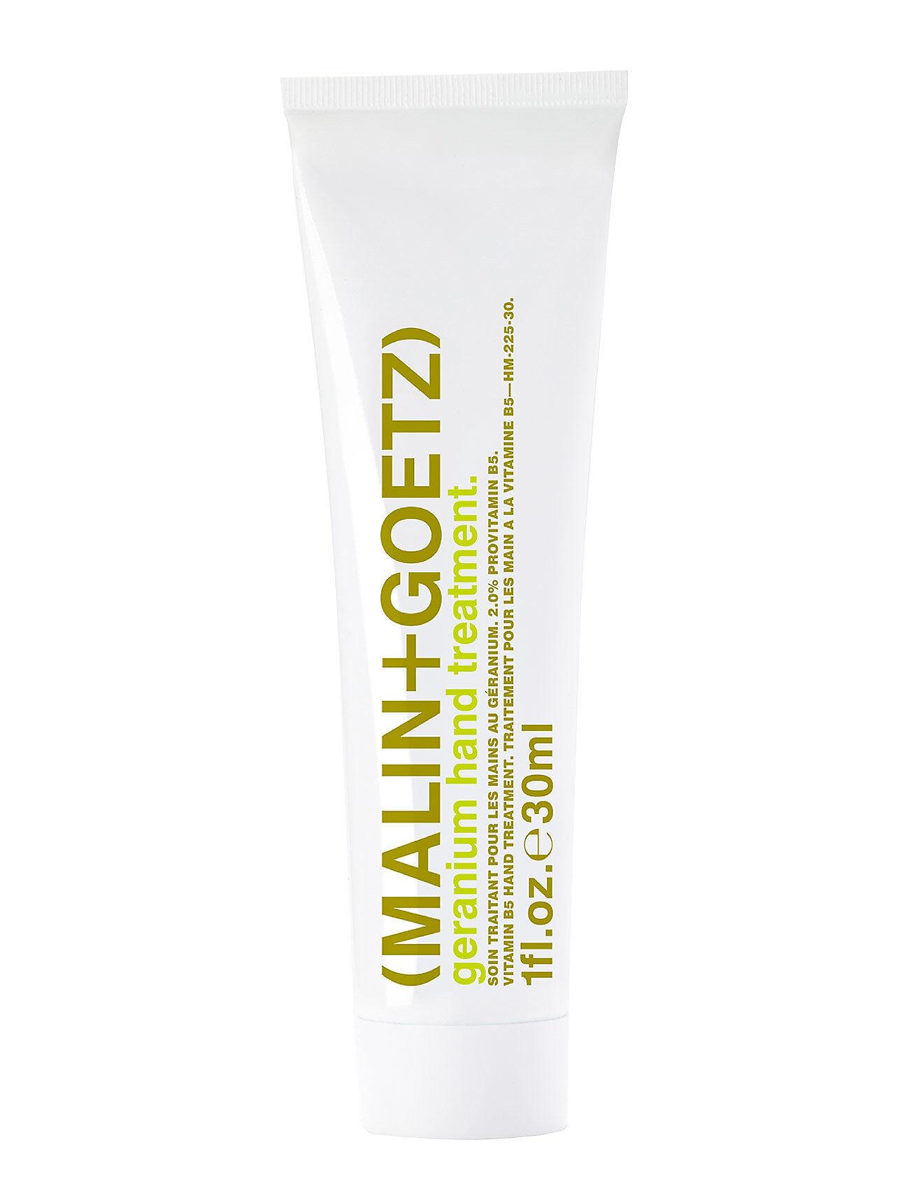 MALIN+GOETZ Geranium Hand Treatment Kosteusvoide Vartalo Nude MALIN+GOETZ
