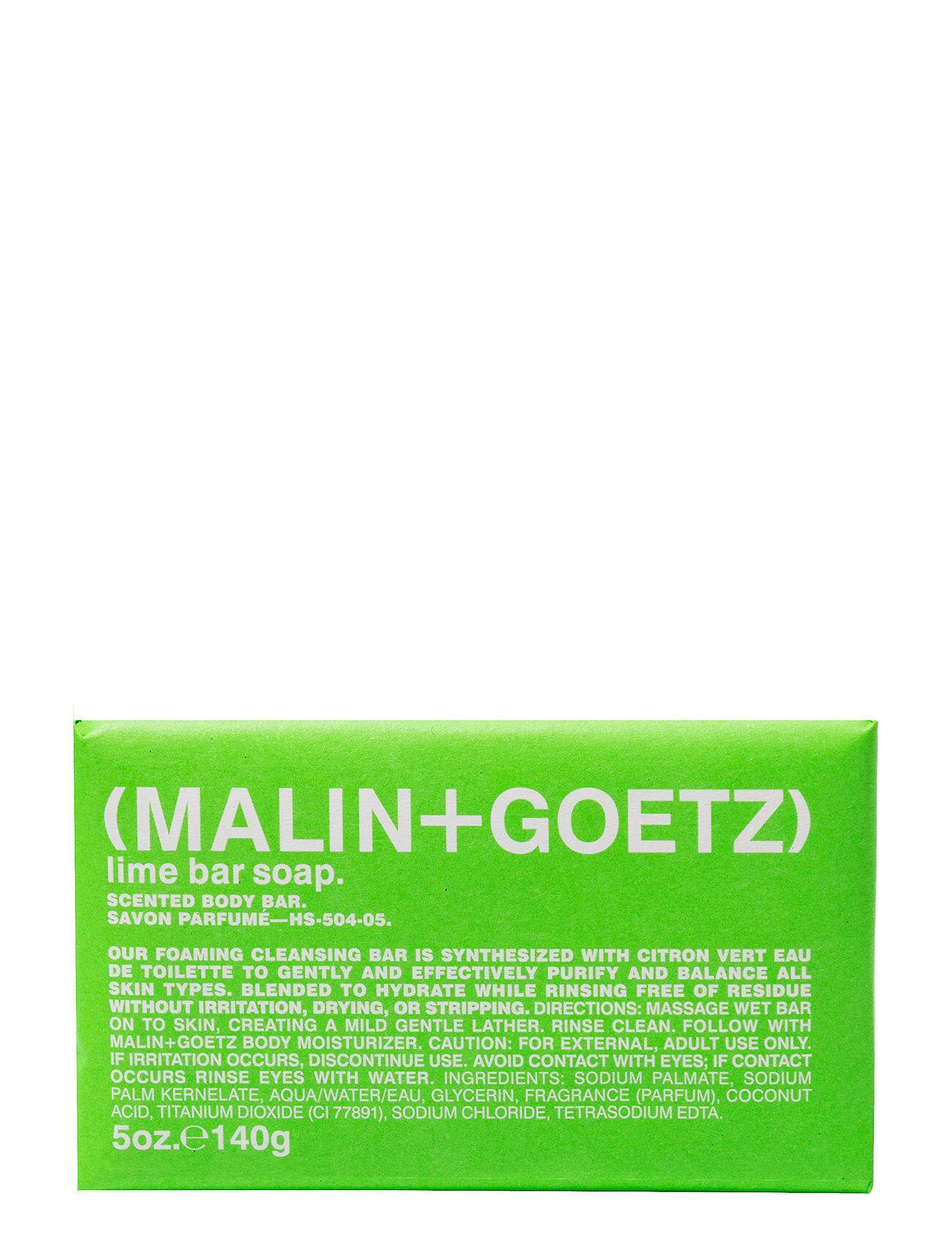 MALIN+GOETZ Lime Bar Soap Suihkugeeli Nude MALIN+GOETZ
