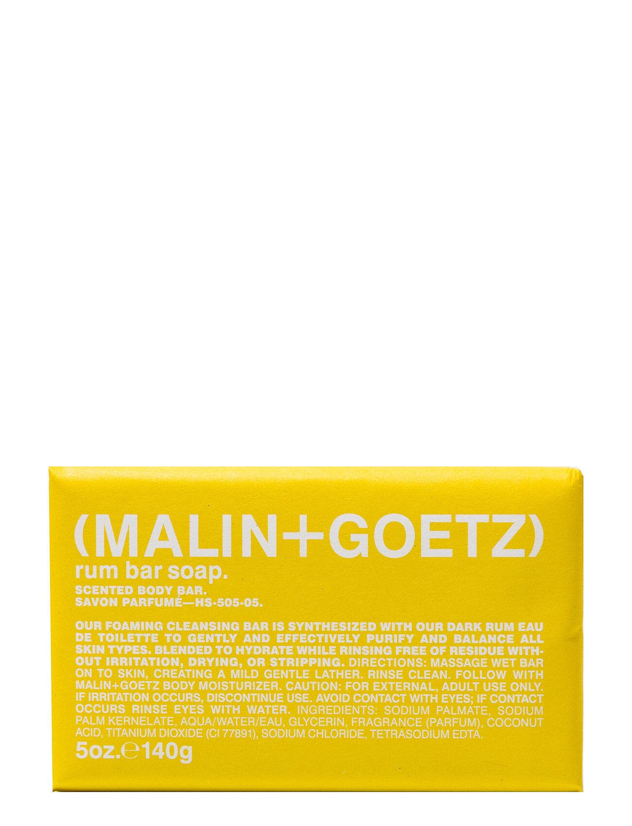 MALIN+GOETZ Rum Bar Soap Suihkugeeli Nude MALIN+GOETZ