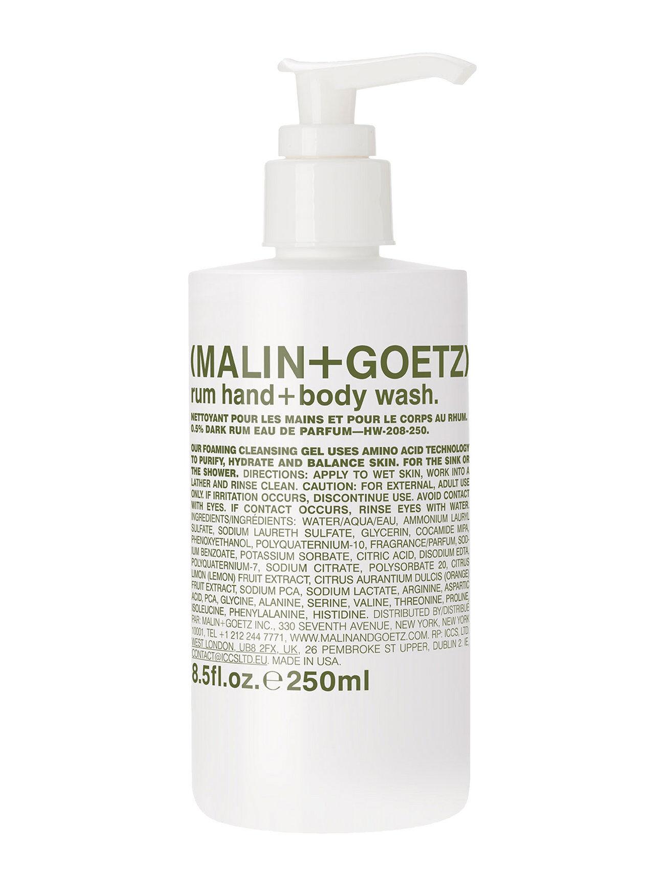 MALIN+GOETZ Rum Hand + Body Wash Suihkugeeli Nude MALIN+GOETZ