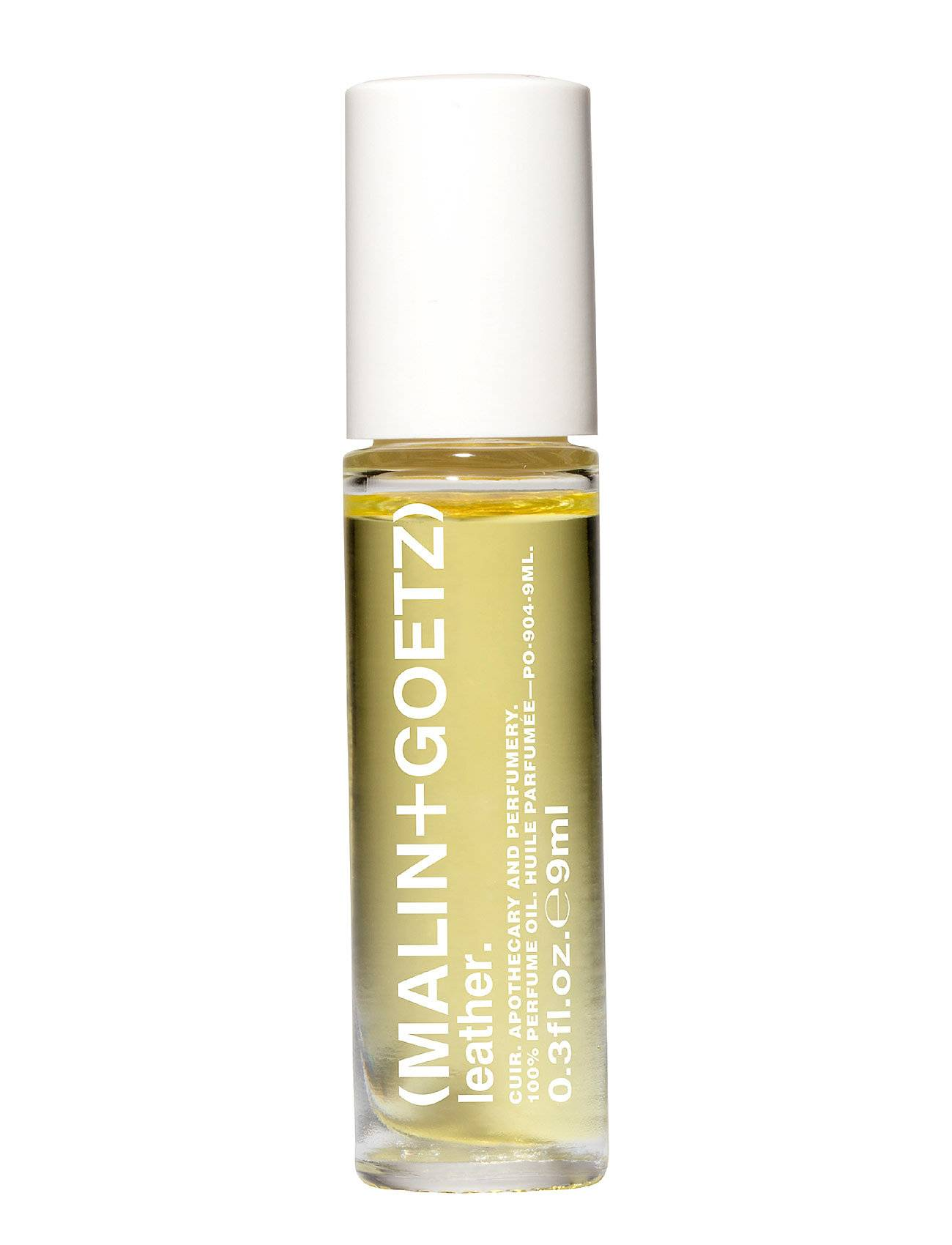 MALIN+GOETZ Leather Perfume Oil Hajuvesi Parfyymi Nude MALIN+GOETZ