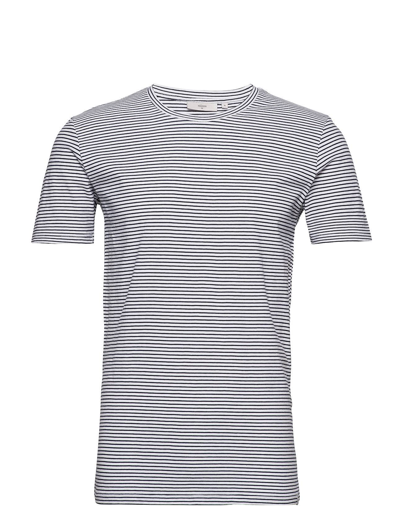 Minimum Luka T-shirts Short-sleeved Valkoinen