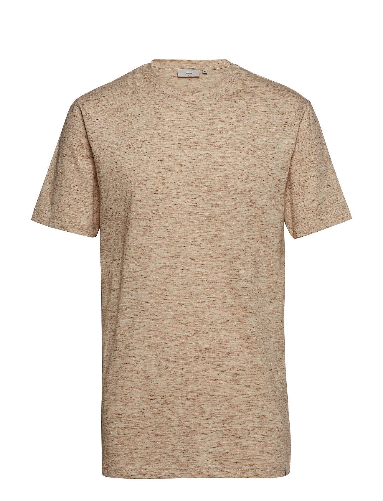 Minimum Asker T-shirts Short-sleeved Beige