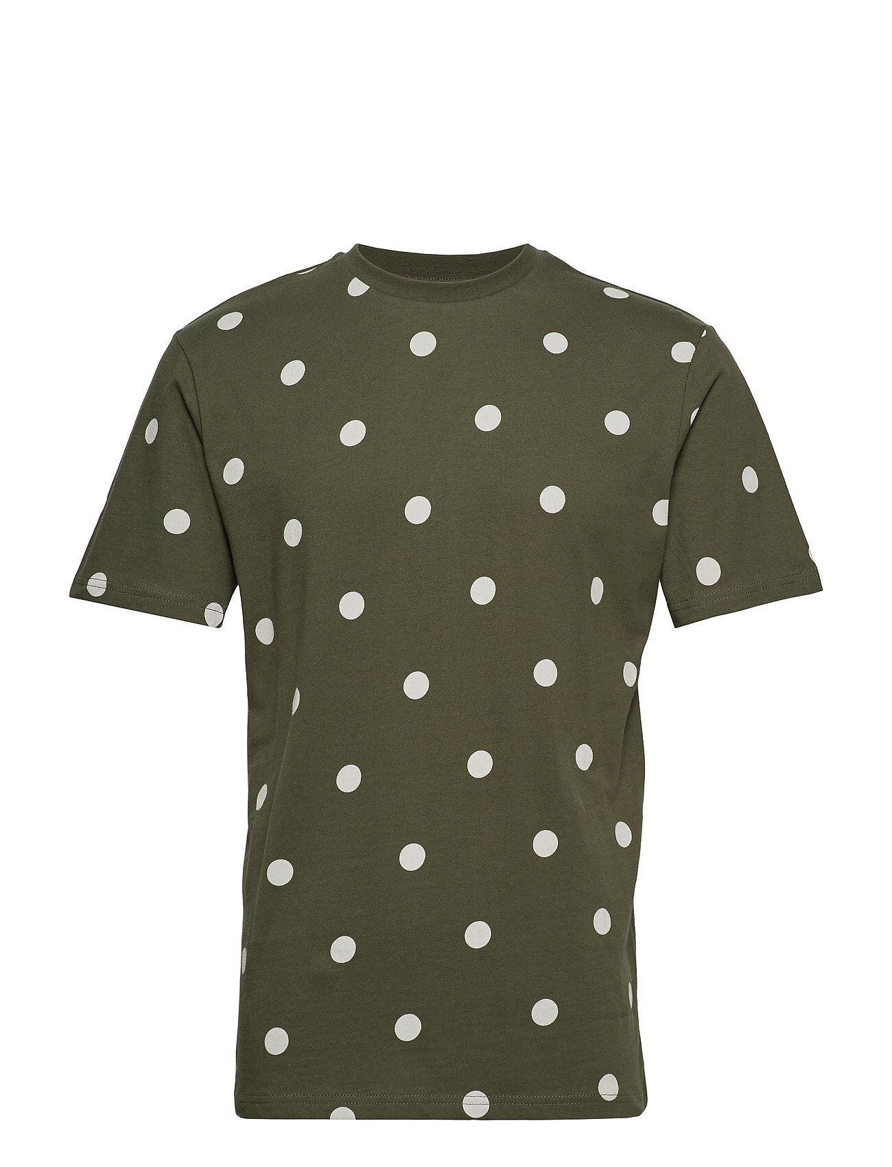 Minimum Aarhus T-shirts Short-sleeved Vihreä