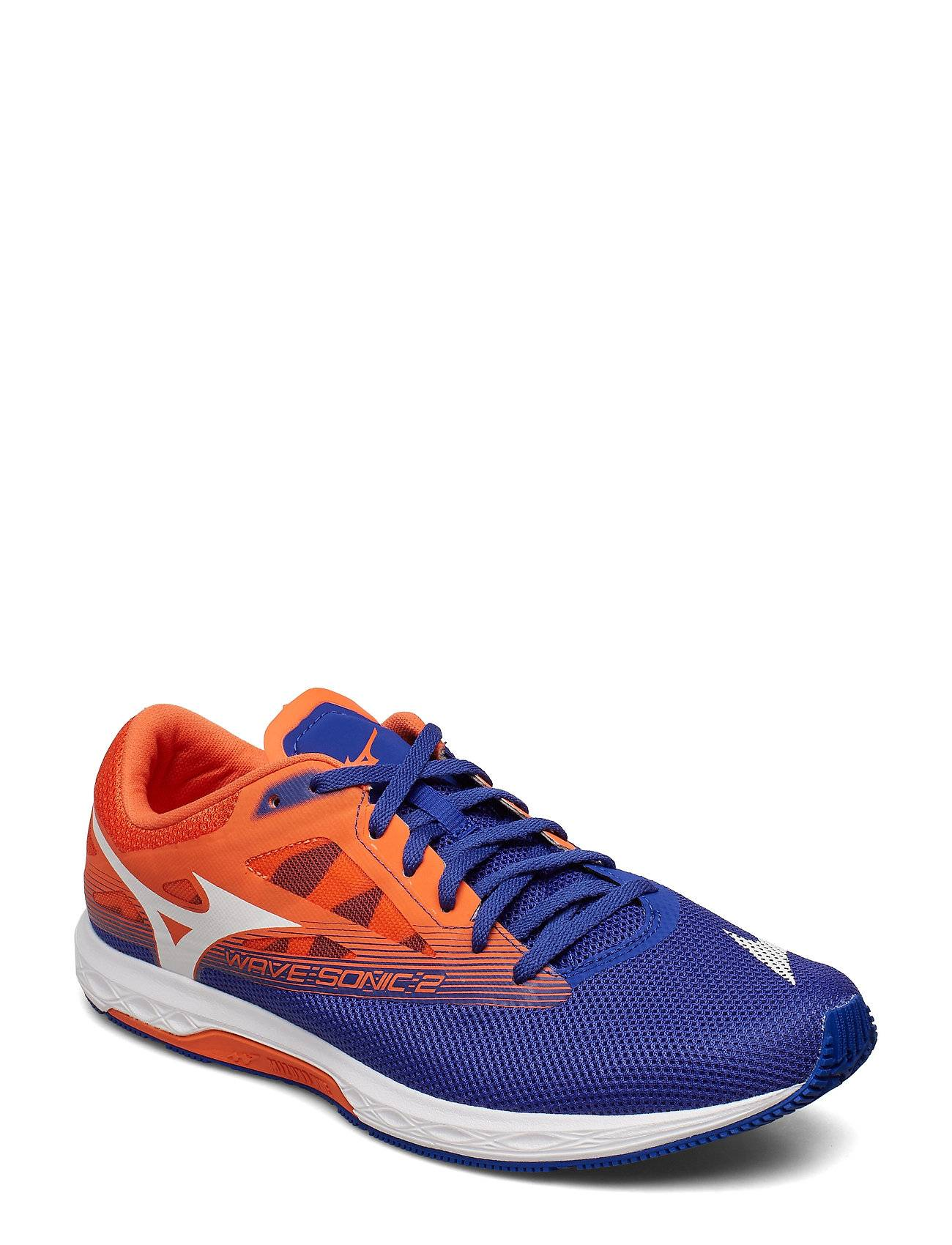 Mizuno Wave Sonic 2 Shoes Sport Shoes Running Shoes Sininen