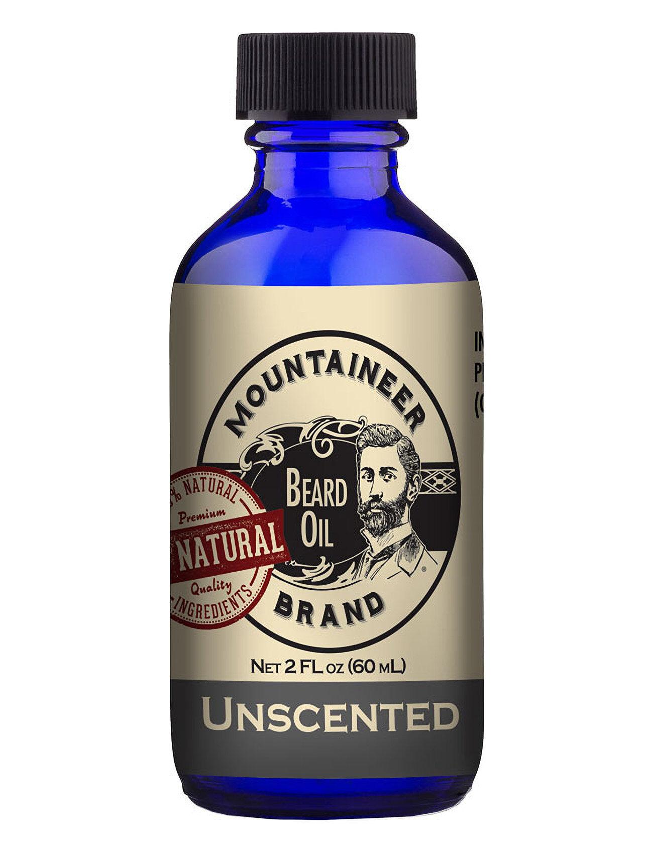 Mountaineer Brand Barefoot Beard Oil Shaving Products Beard Oil Nude Mountaineer Brand