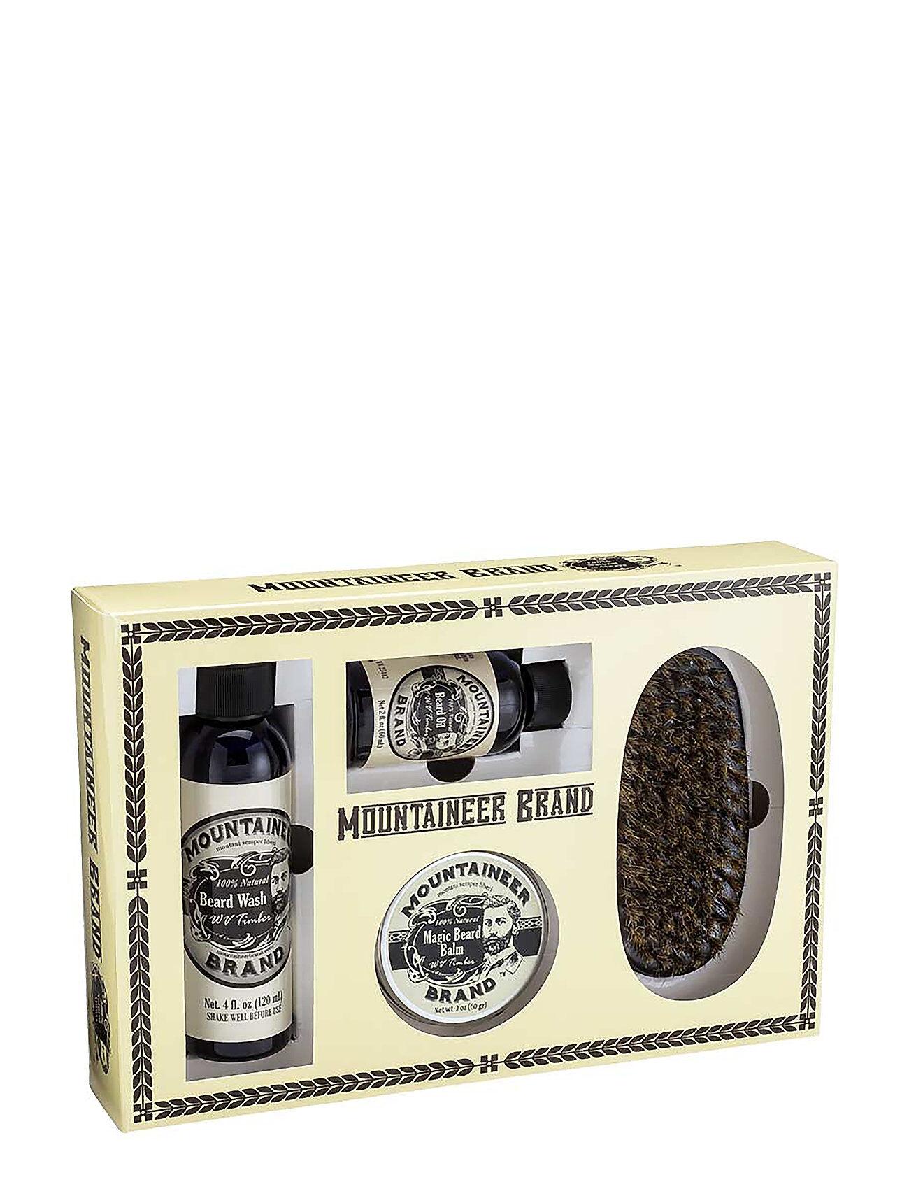 Mountaineer Brand 4 Piece Timber Gift Set
