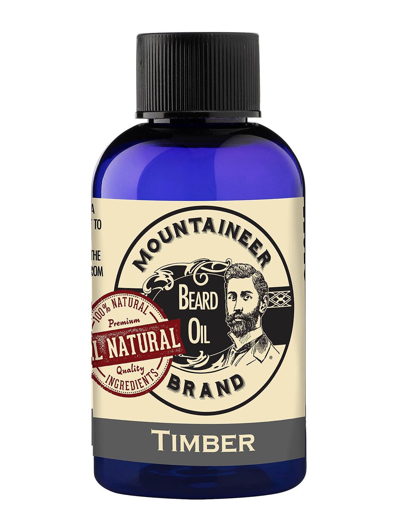 Mountaineer Brand Timber Beard Oil
