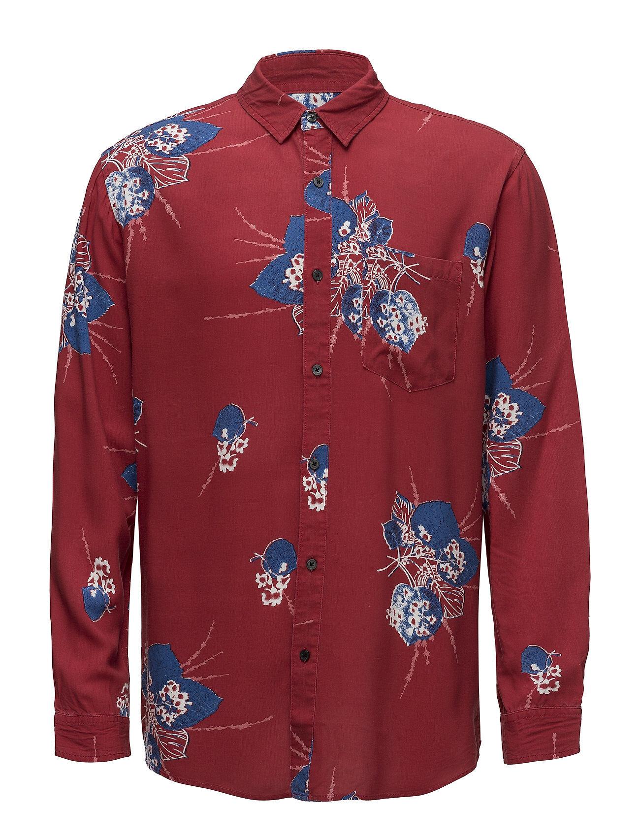 NEUW Floral L/S Shirt