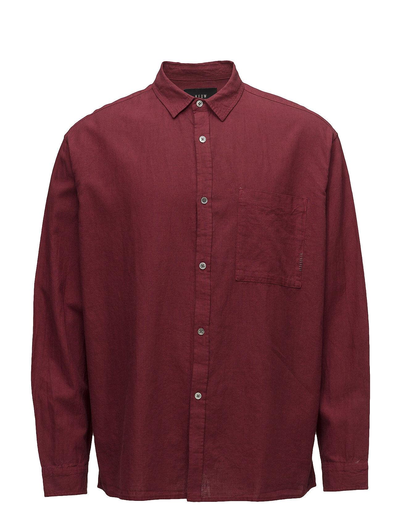 NEUW Relaxed L/S Shirt