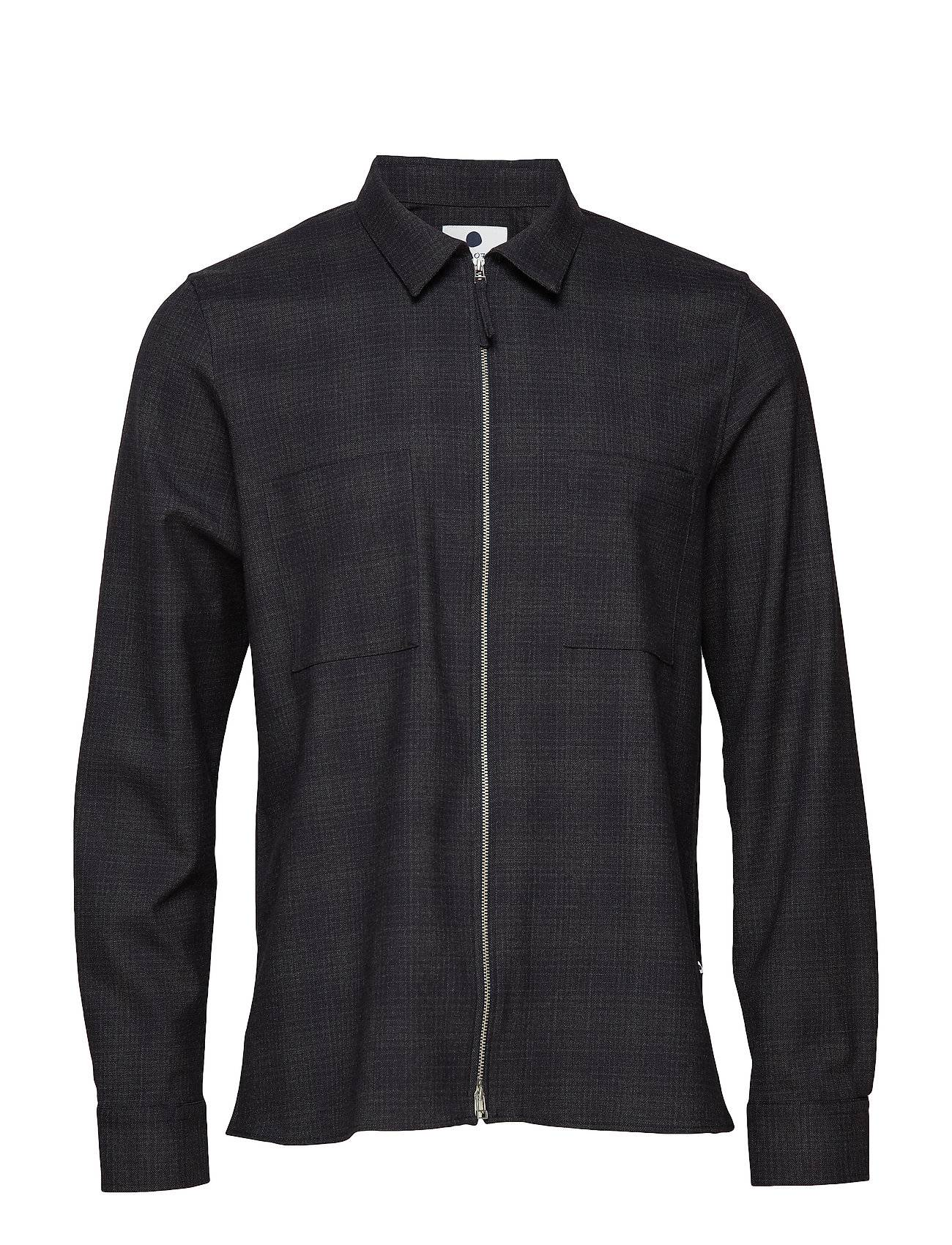NN07 Angus Zip Shirt 1317