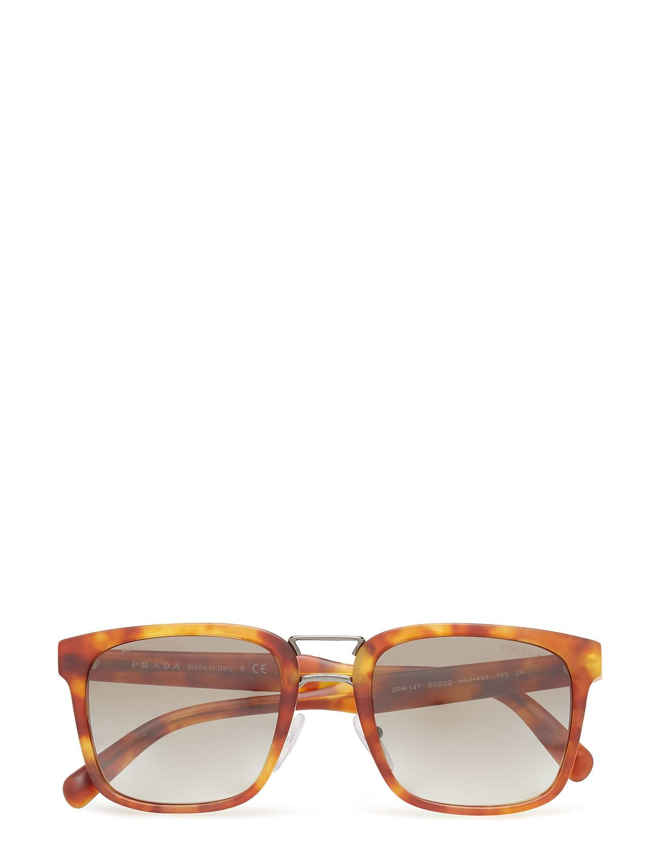 Image of Prada Sunglasses D-Frame Wayfarer Aurinkolasit Ruskea