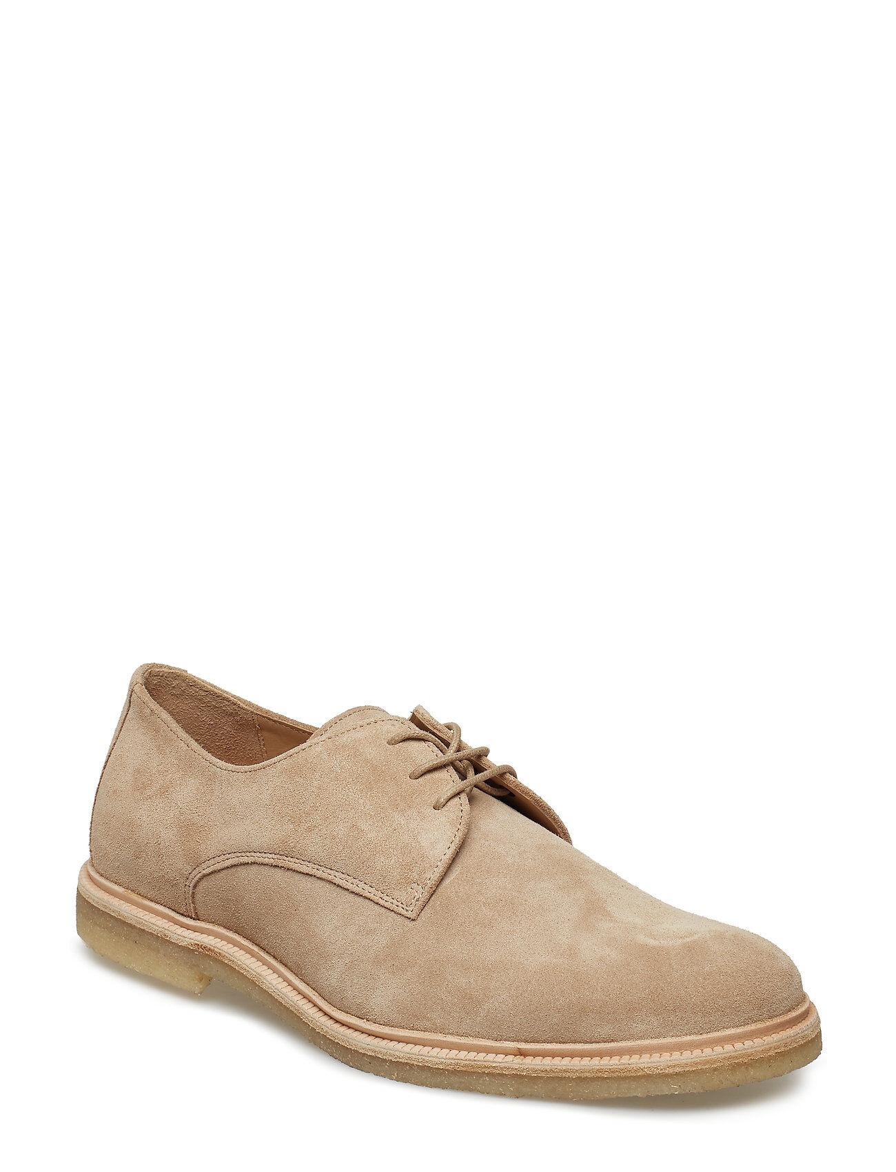 Royal RepubliQ Cast Crepe Derby Shoe Suede