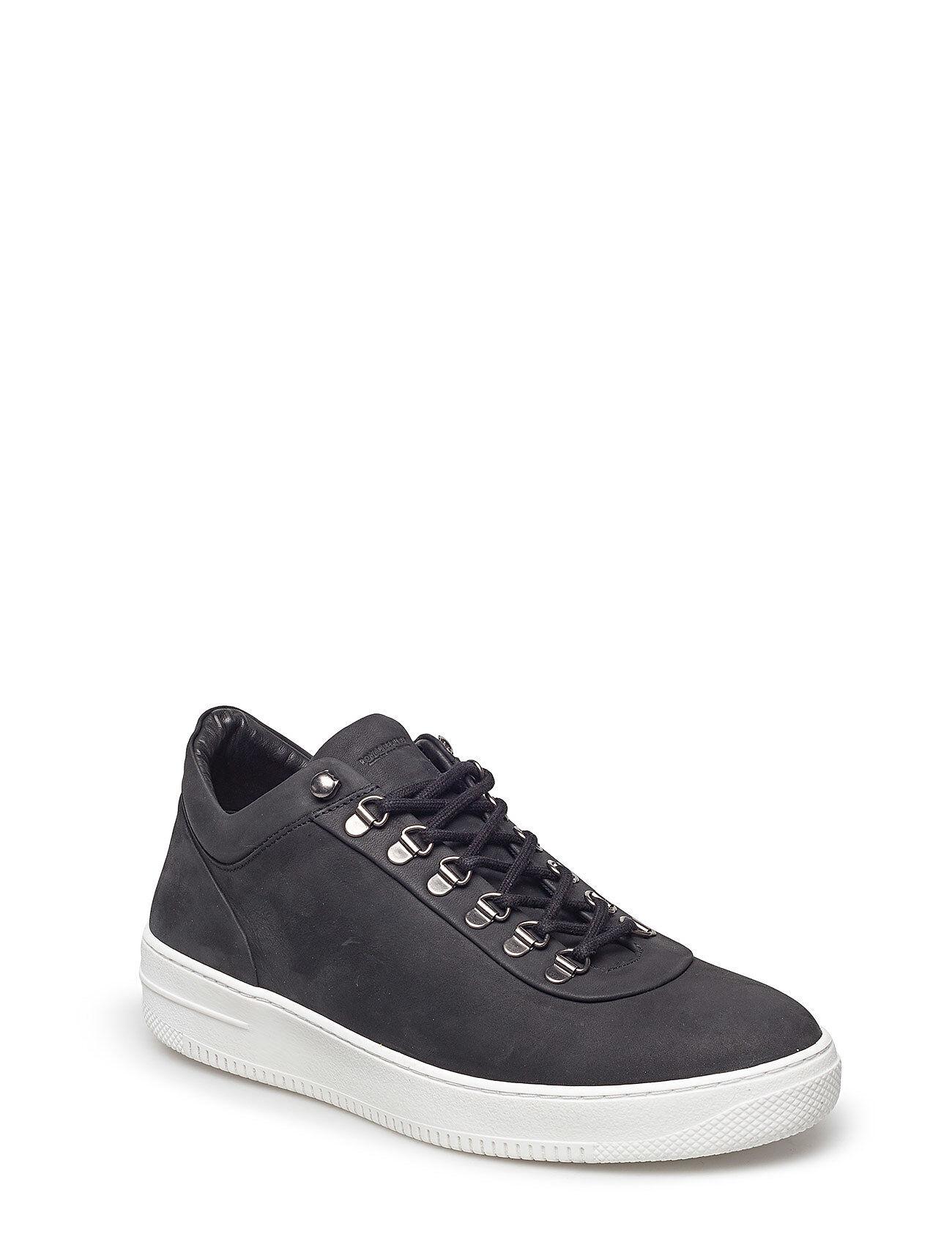 Royal RepubliQ Seven20 Hiker Oxford Shoe Nubuck