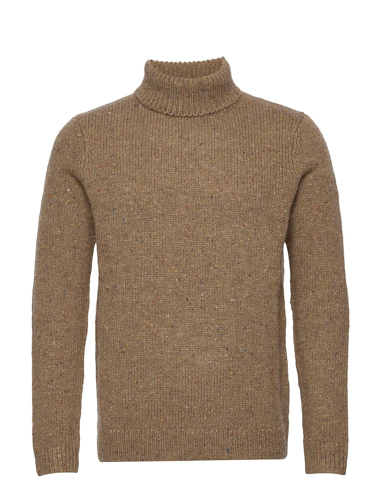 Samsøe & Samsøe Nino T-N 10262 Knitwear Turtlenecks Beige