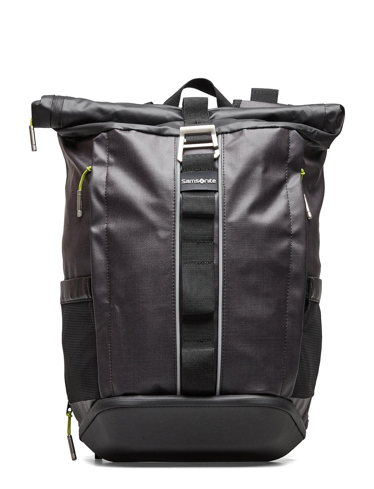 Samsonite 2wm Lp Backpack 15,6 Reppu Laukku Musta
