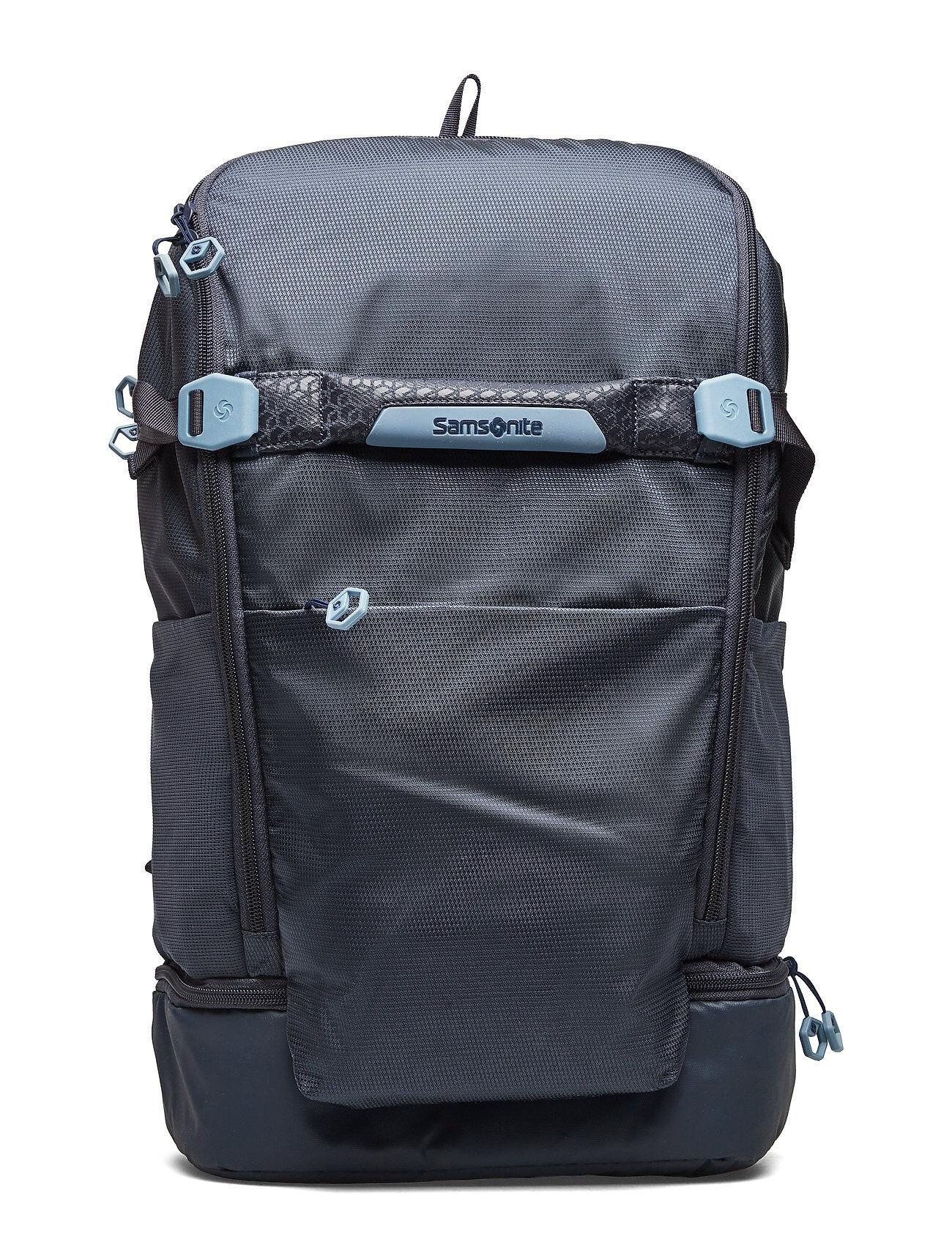 Samsonite Hexa-Packs Laptop Backpack Reppu Laukku Sininen