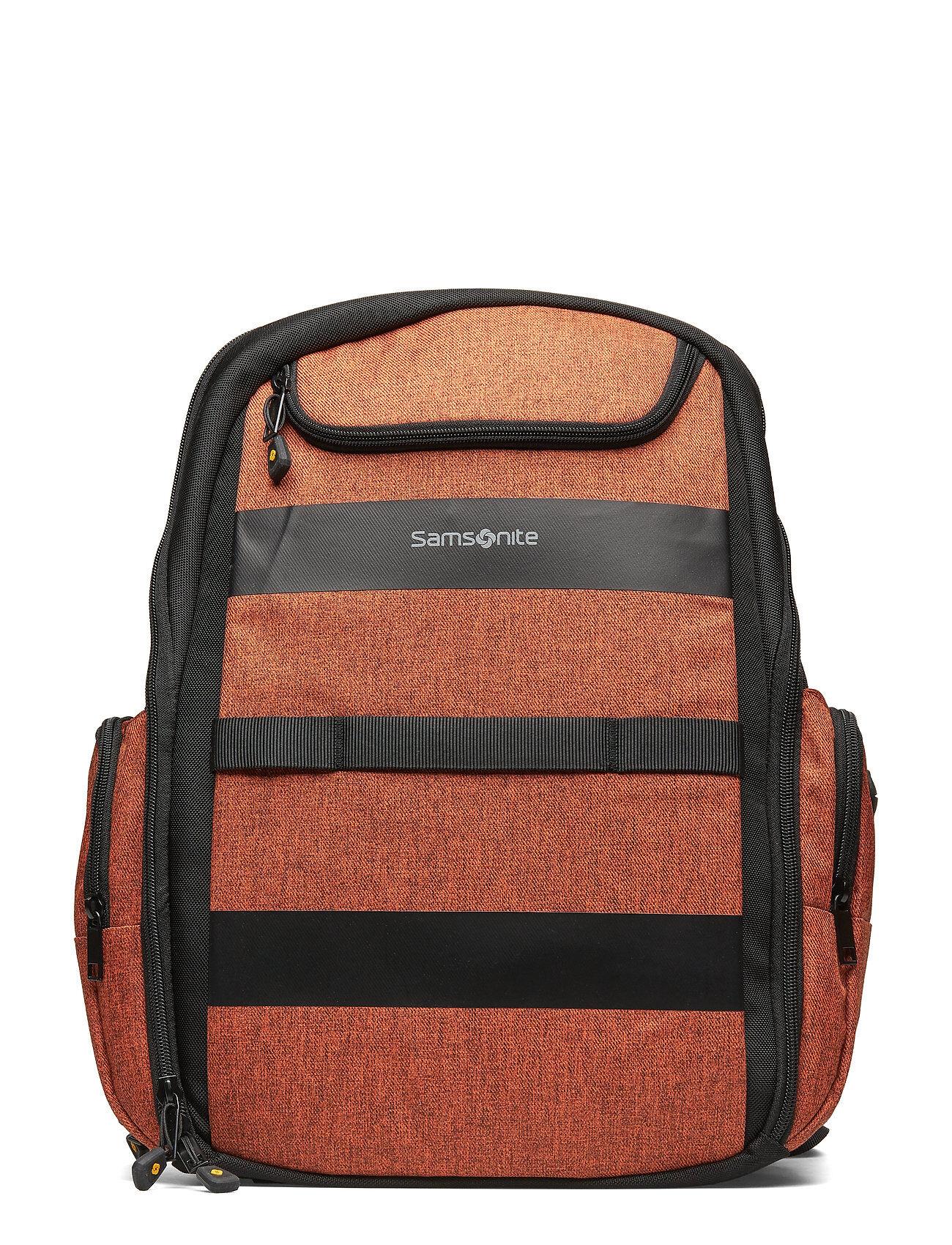 Samsonite Blesure Backpack 15,6 Exp Daytrip Reppu Laukku Oranssi