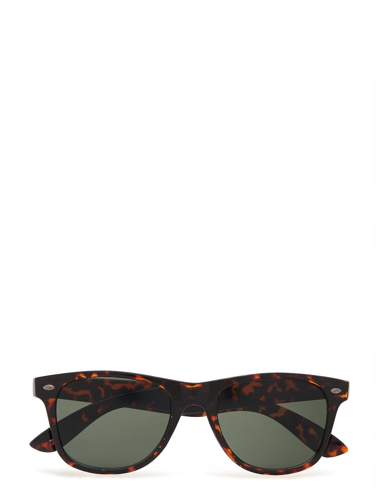 Image of SELECTED HOMME Slhthomas Sunglasses B Aurinkolasit Ruskea SELECTED HOMME