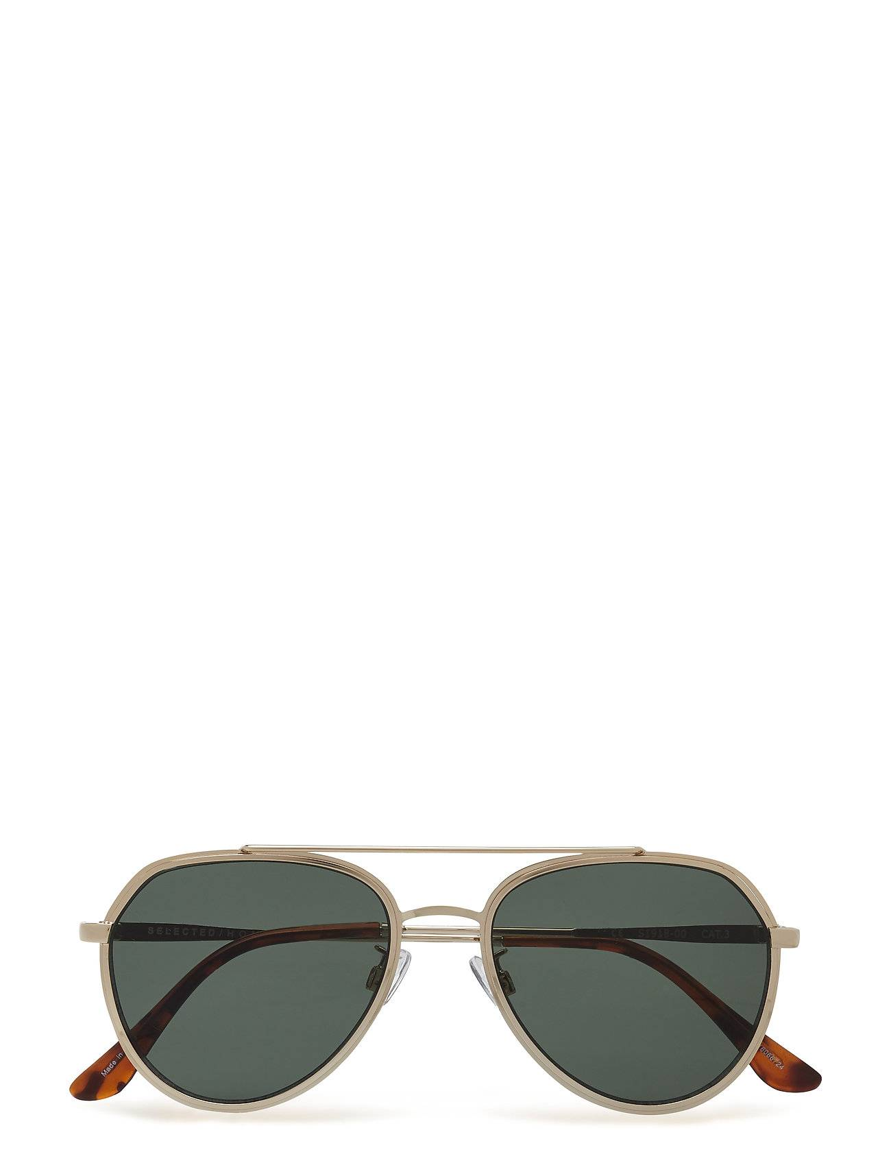 Image of SELECTED HOMME Slhthomas Sunglasses B Aurinkolasit Keltainen SELECTED HOMME