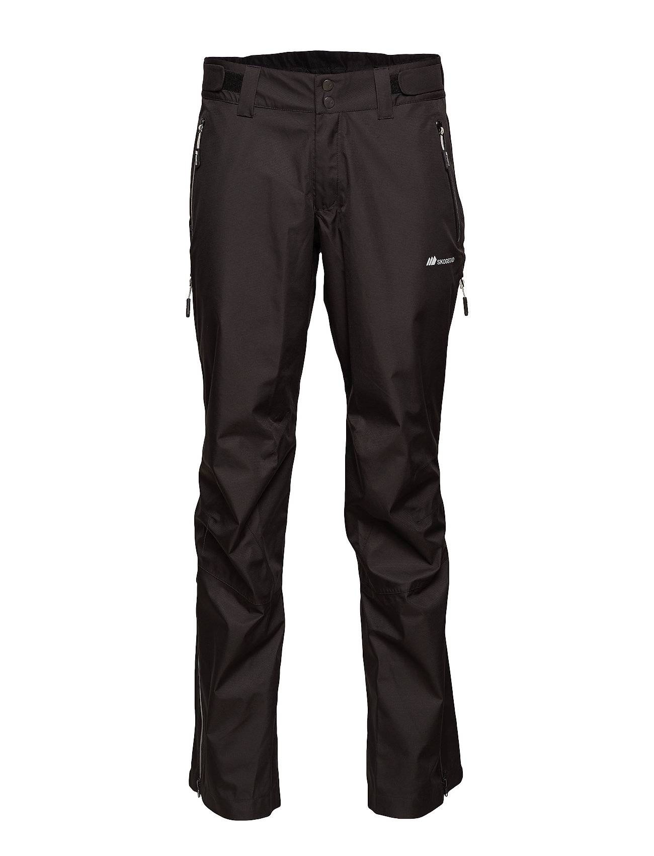 Skogstad Horgi 3-Layer Technical Shell Trouser Sport Pants Musta