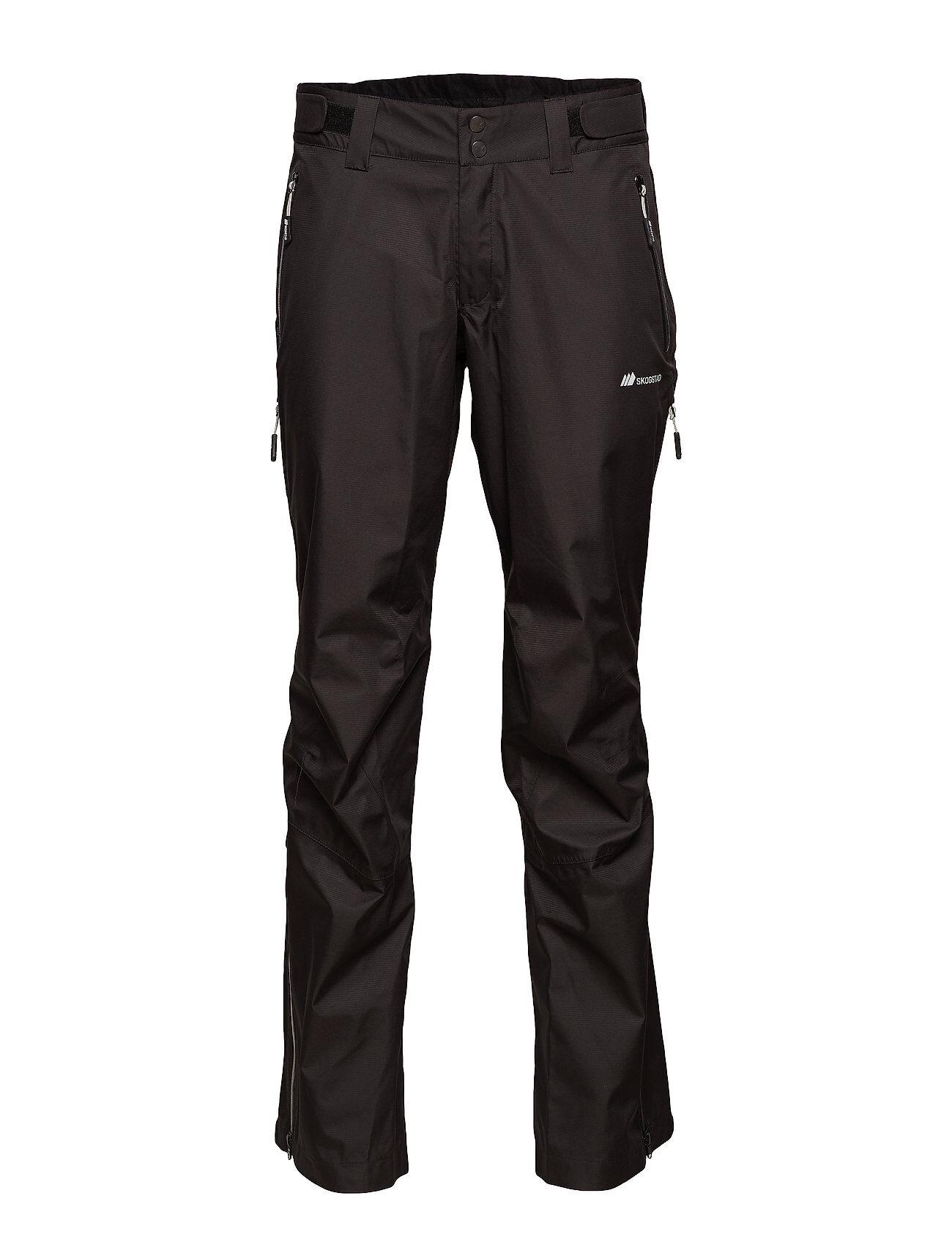 Skogstad Horgi 3-Layer Technical Shell Trouser Sport Pants Musta