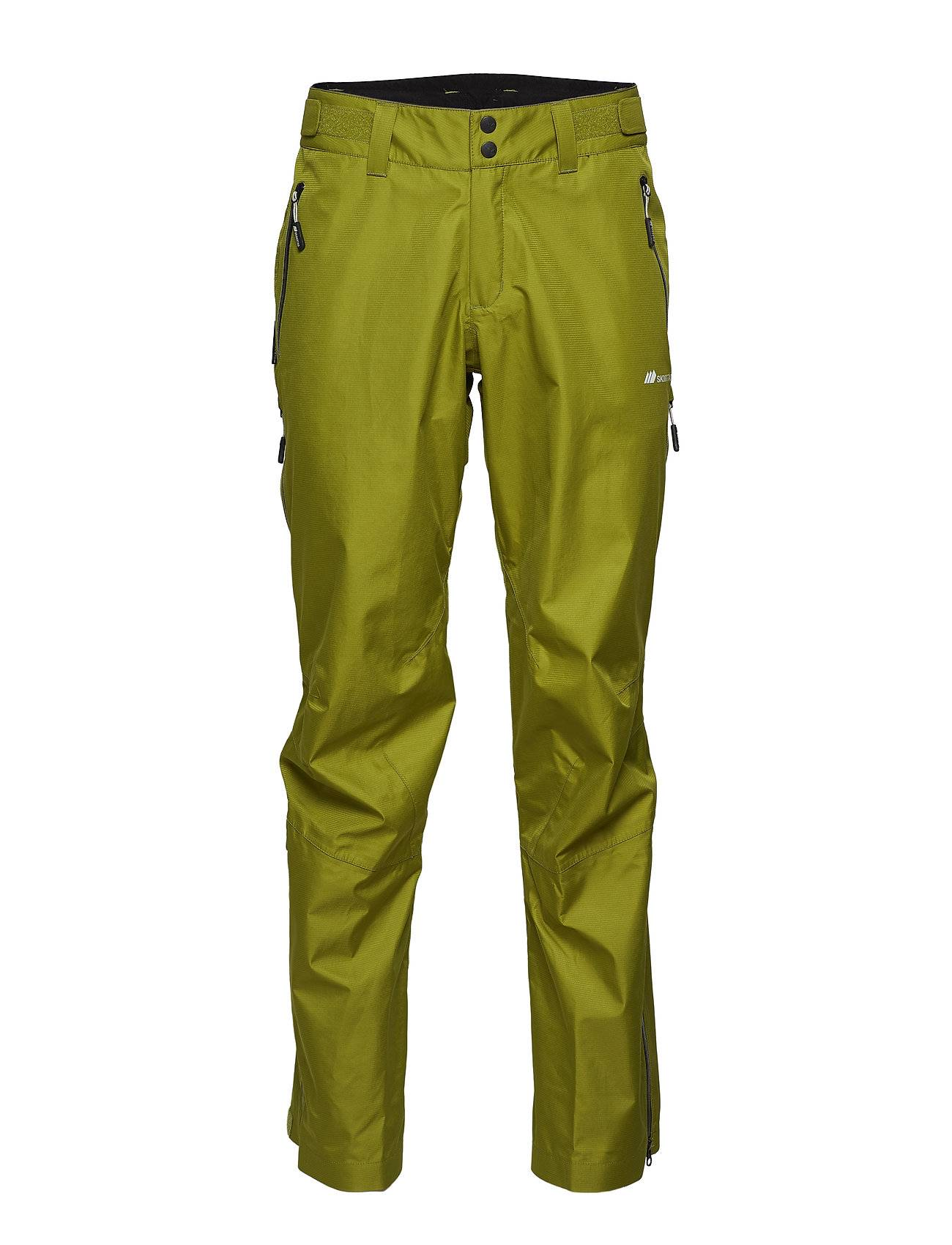 Skogstad Horgi 3-Layer Technical Shell Trouser Sport Pants Vihreä