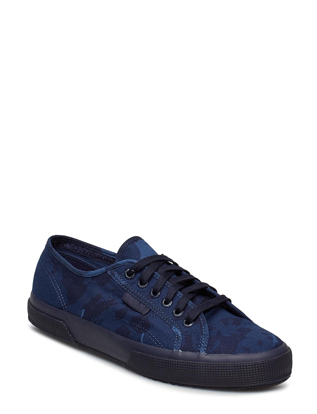 Superga 2750 Fancotu Matalavartiset Sneakerit Tennarit Sininen