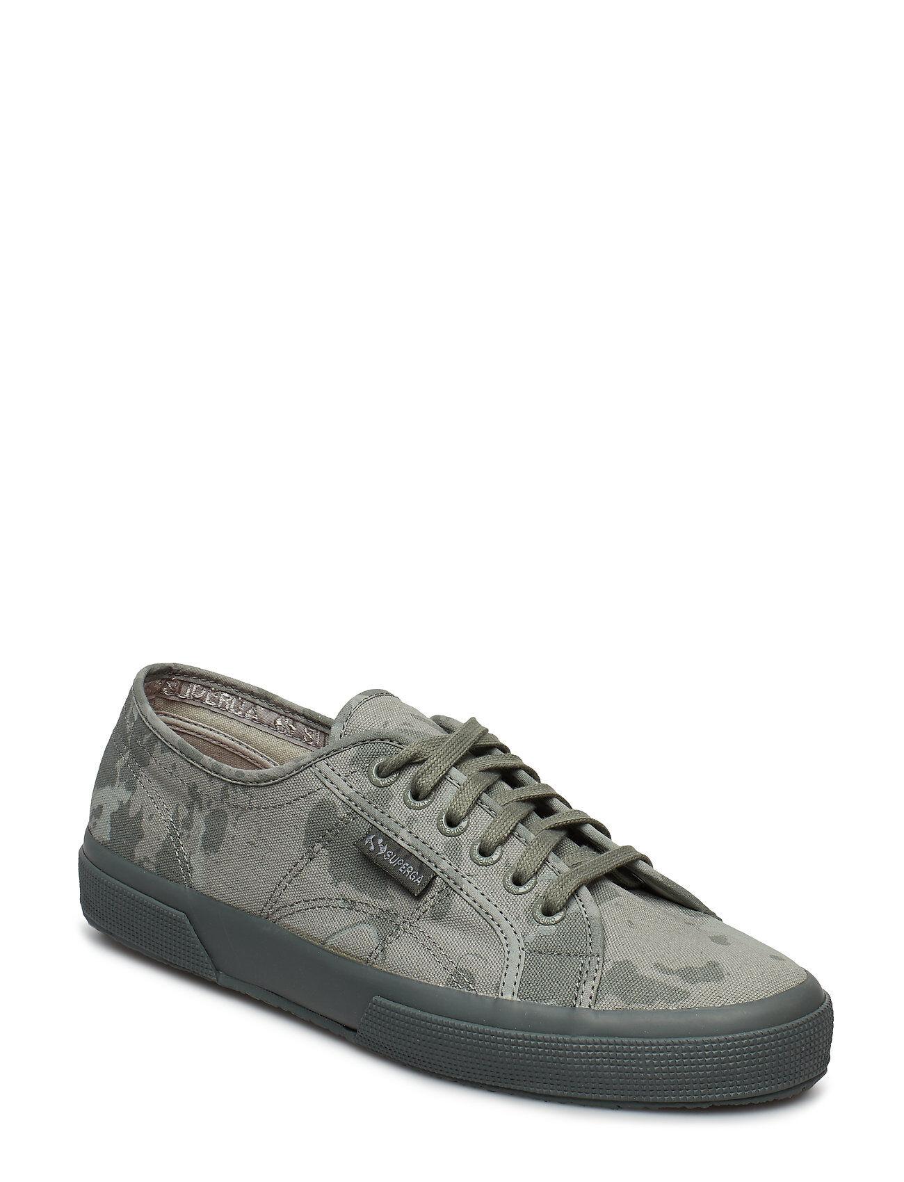 Superga 2750 Fancotu Matalavartiset Sneakerit Tennarit Harmaa