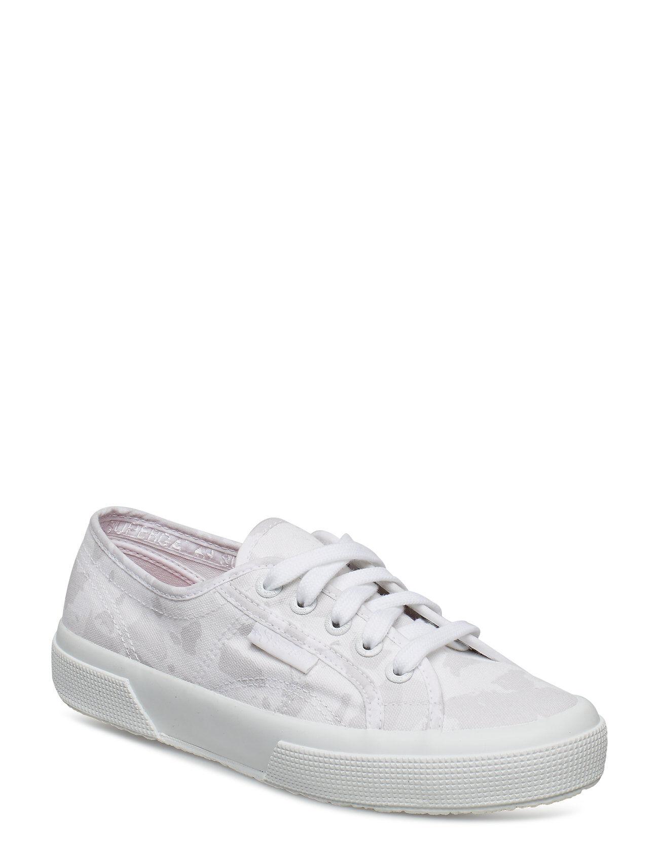 Superga 2750 Fancotu Matalavartiset Sneakerit Tennarit Valkoinen